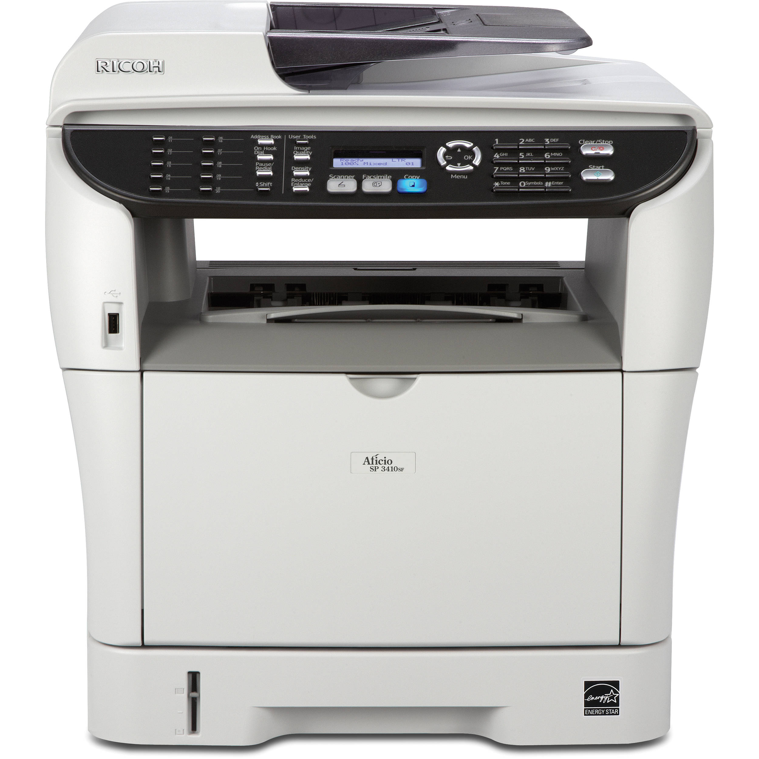 Ricoh Aficio SP C820DNT2 Multifunction PCL6 Drivers for Windows 7