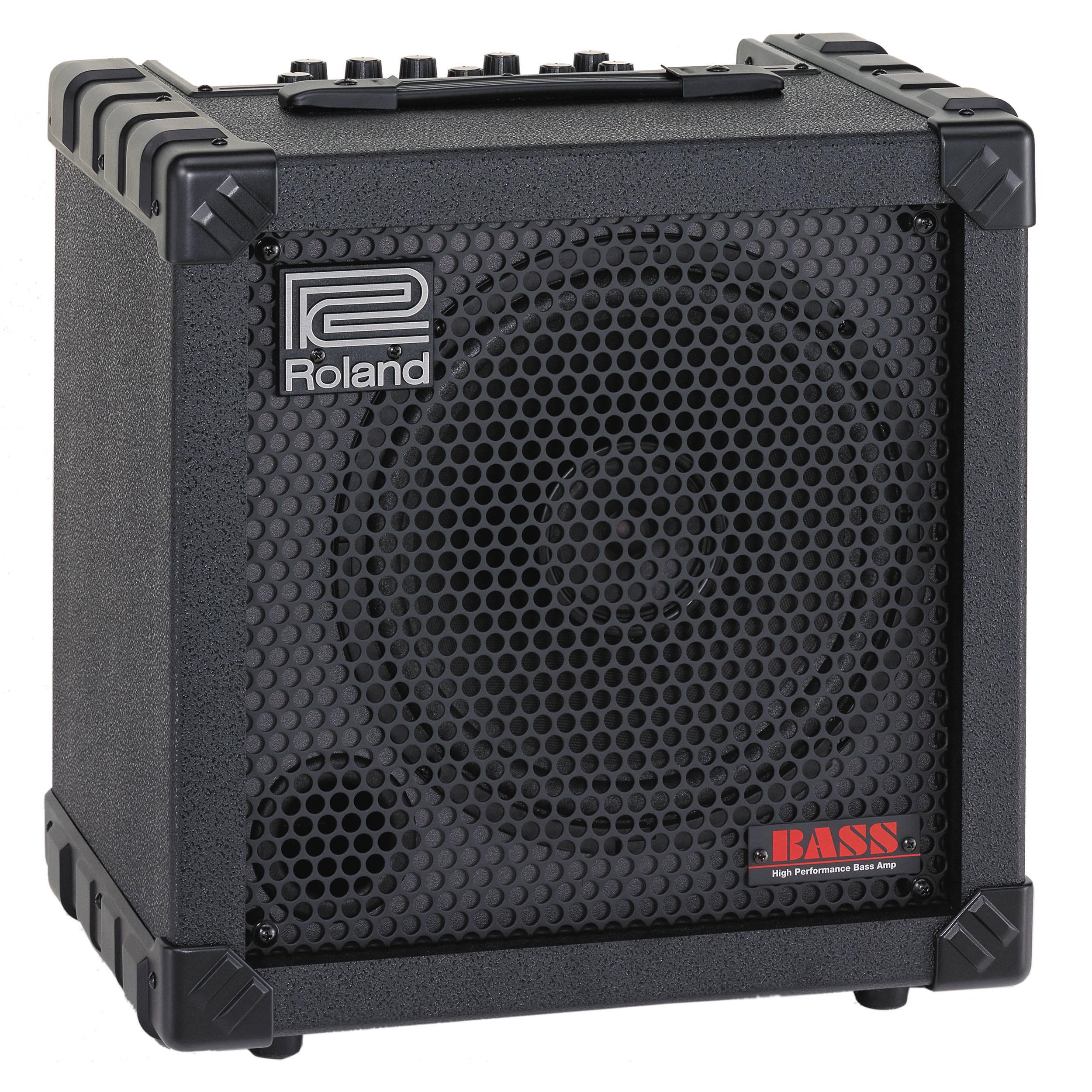 roland cube 30 bass amplifier cb 30 b h photo video. Black Bedroom Furniture Sets. Home Design Ideas