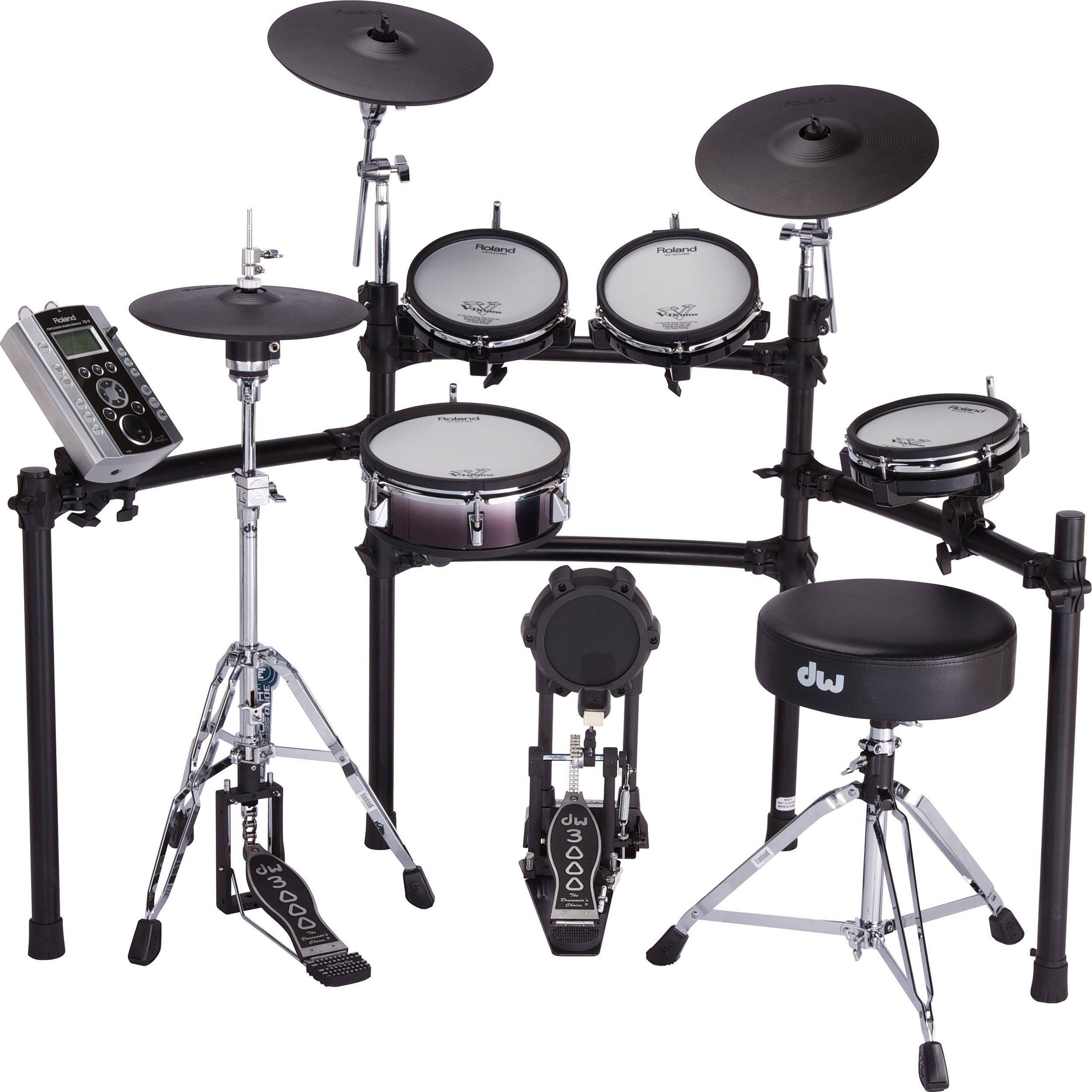 roland td 9kx2 v tour series v drum set td 9kx2 s old b h photo rh bhphotovideo com  roland td 9 user guide