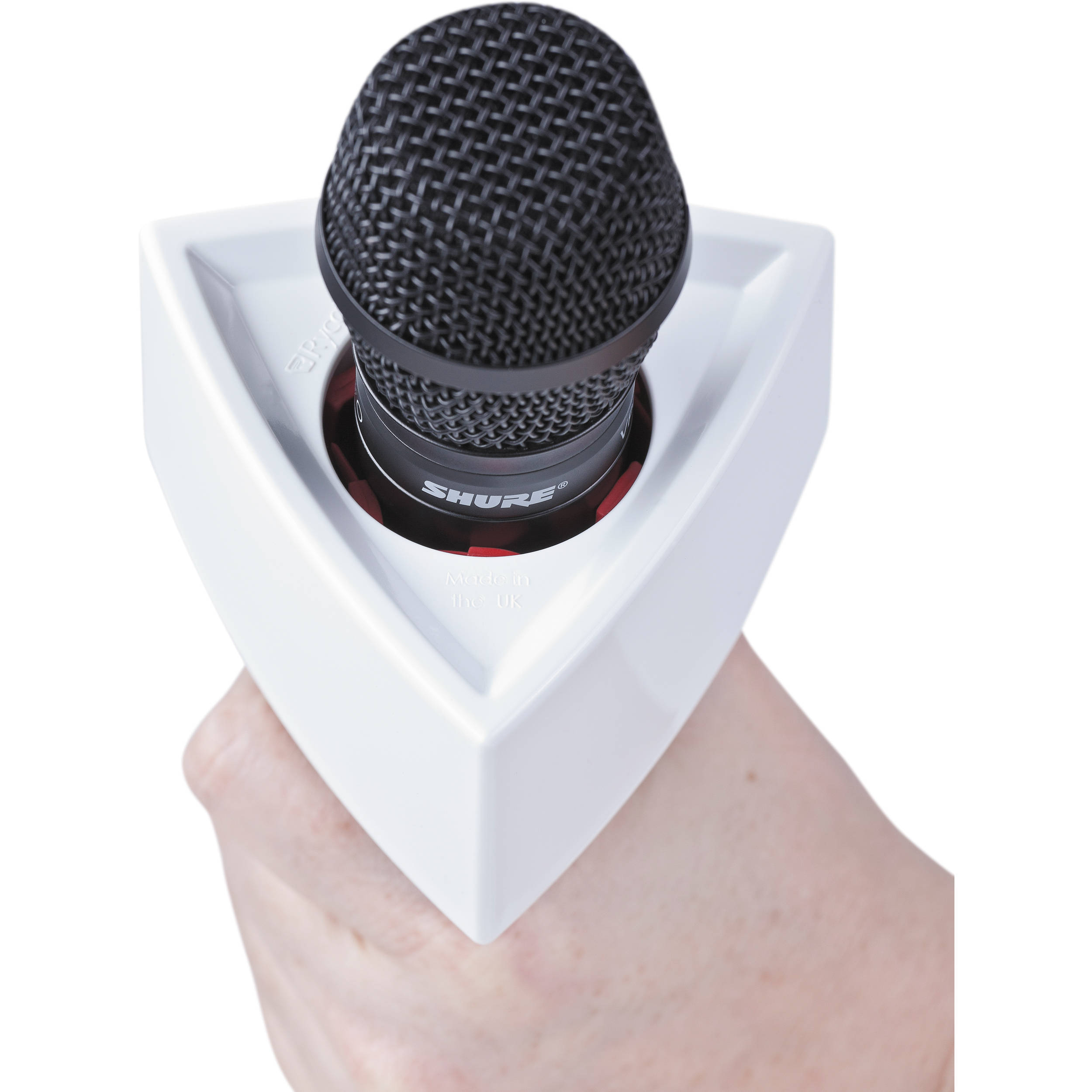 Design Your Own Home Entertainment Center Rycote Triangle Mic Flag White 107308 B Amp H Photo Video
