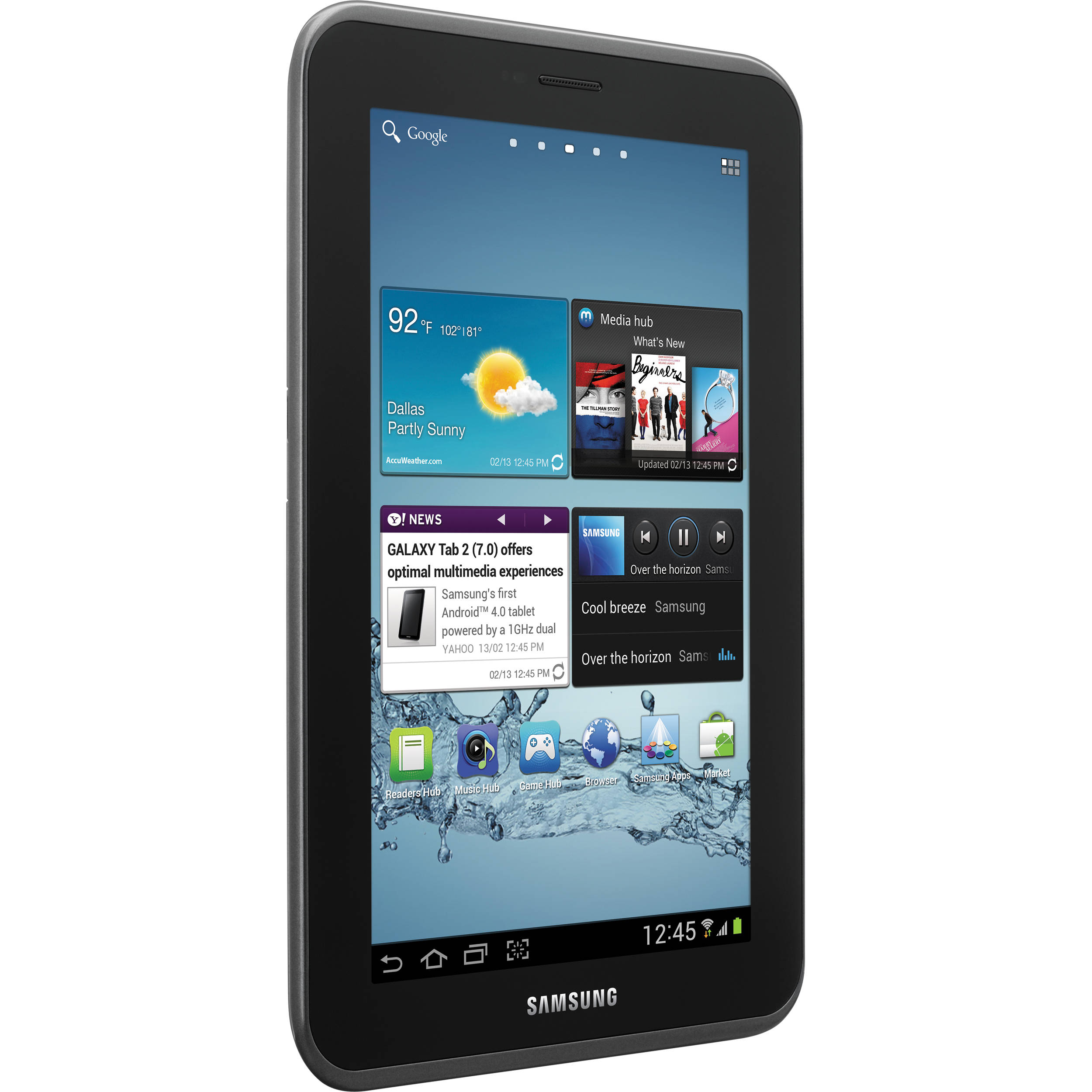 samsung 8gb galaxy tab 2 7 0 tablet gt p3113tsyxar b h rh bhphotovideo com samsung galaxy tab 7 inch user manual samsung galaxy tab 2 7.0 user manual