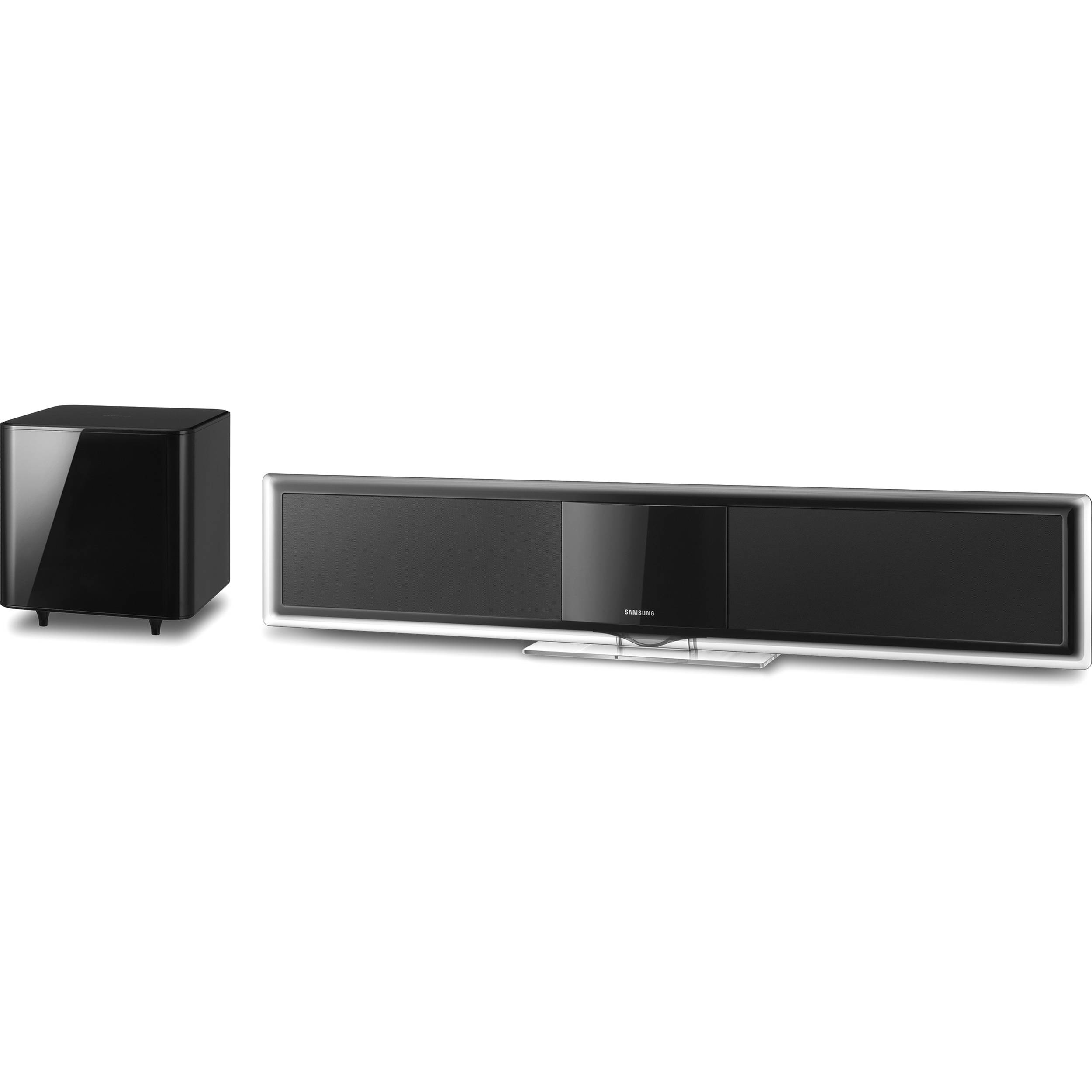 Samsung Ht Bd8200t 2 1 Channel Blu Ray Sound Bar Home Theater System