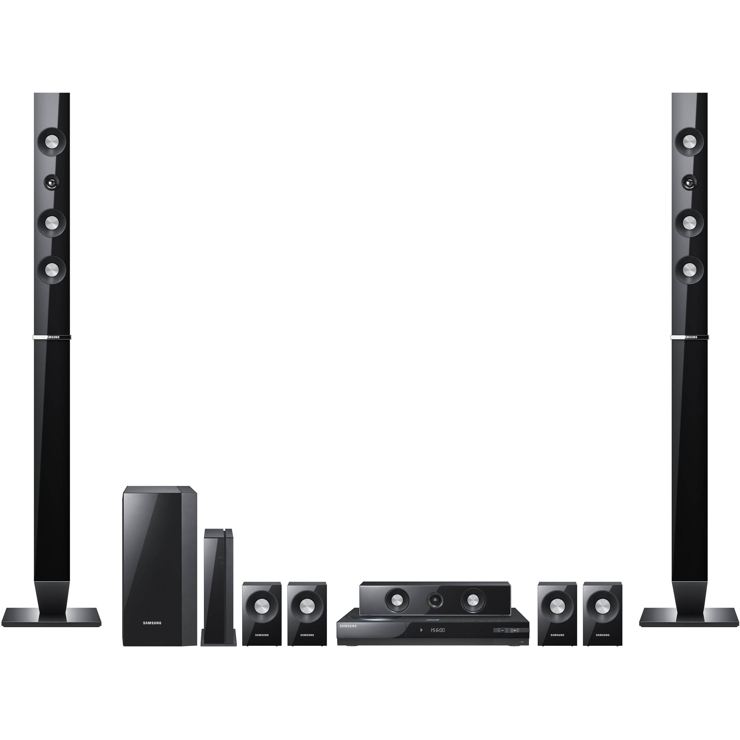 Samsung ht c6930w 7 1 channel blu ray home theater ht c6930w b amp h