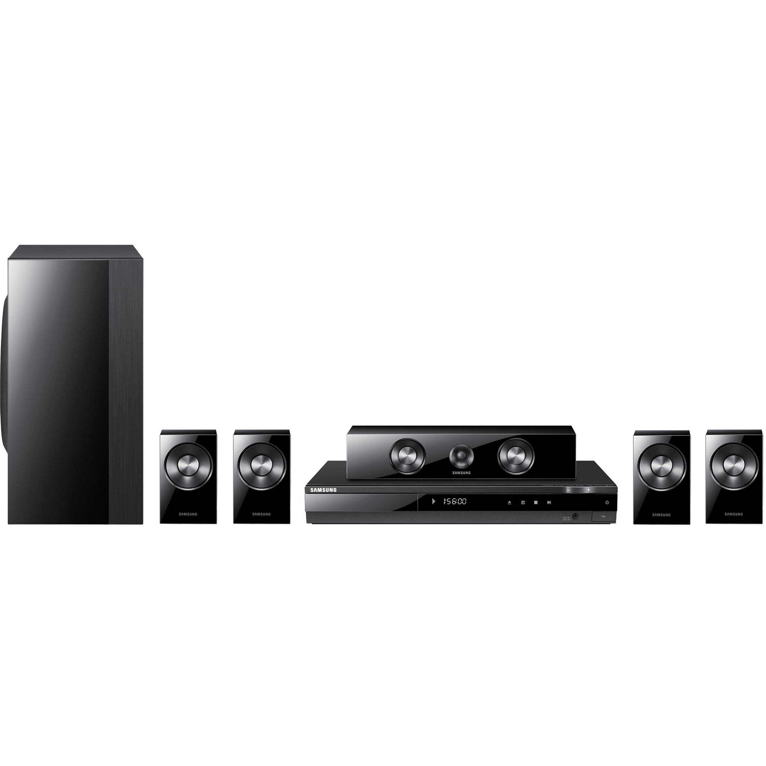 samsung ht d550 home theater system ht d550 b h photo video. Black Bedroom Furniture Sets. Home Design Ideas