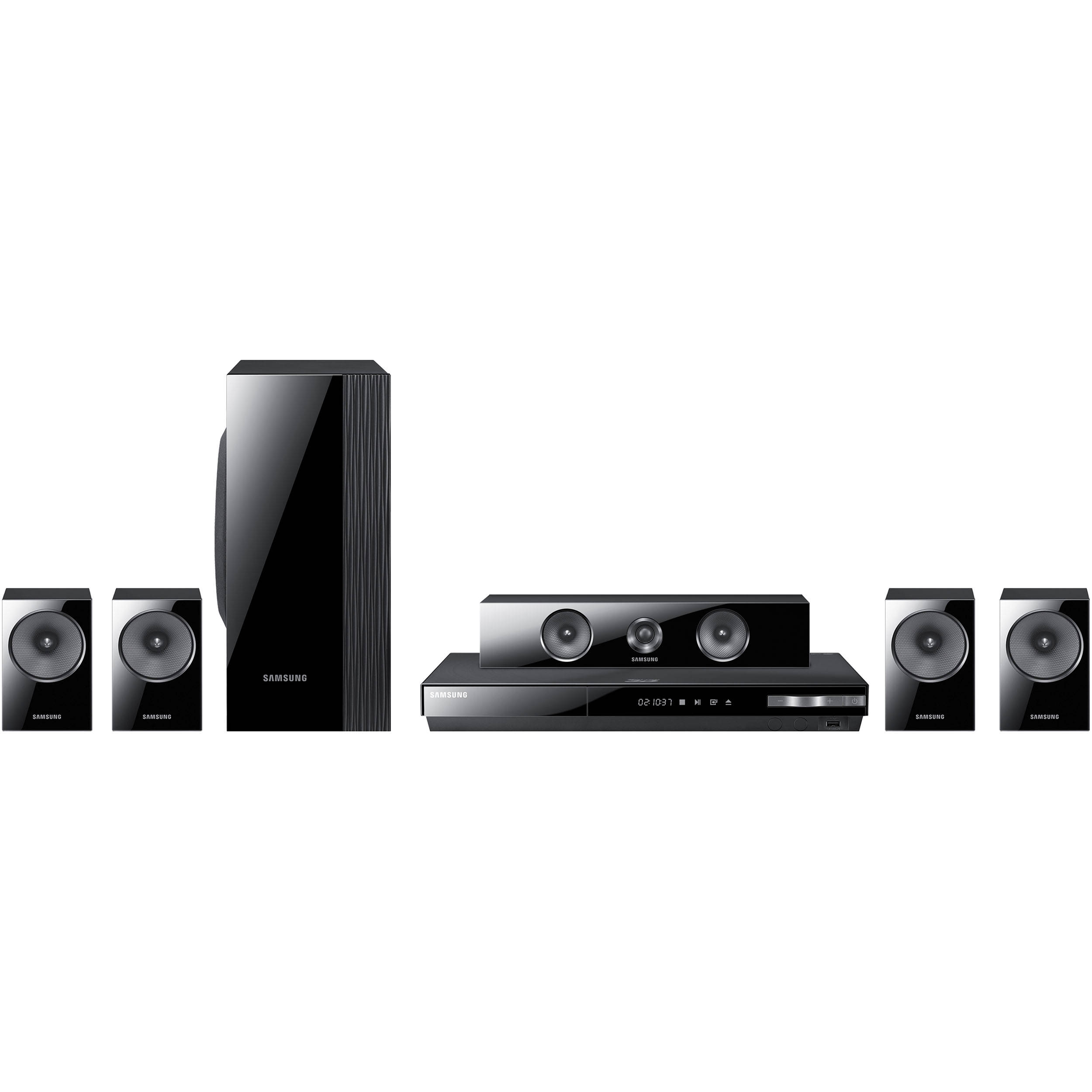 Samsung blu-ray home theatre system with wifi / International ...