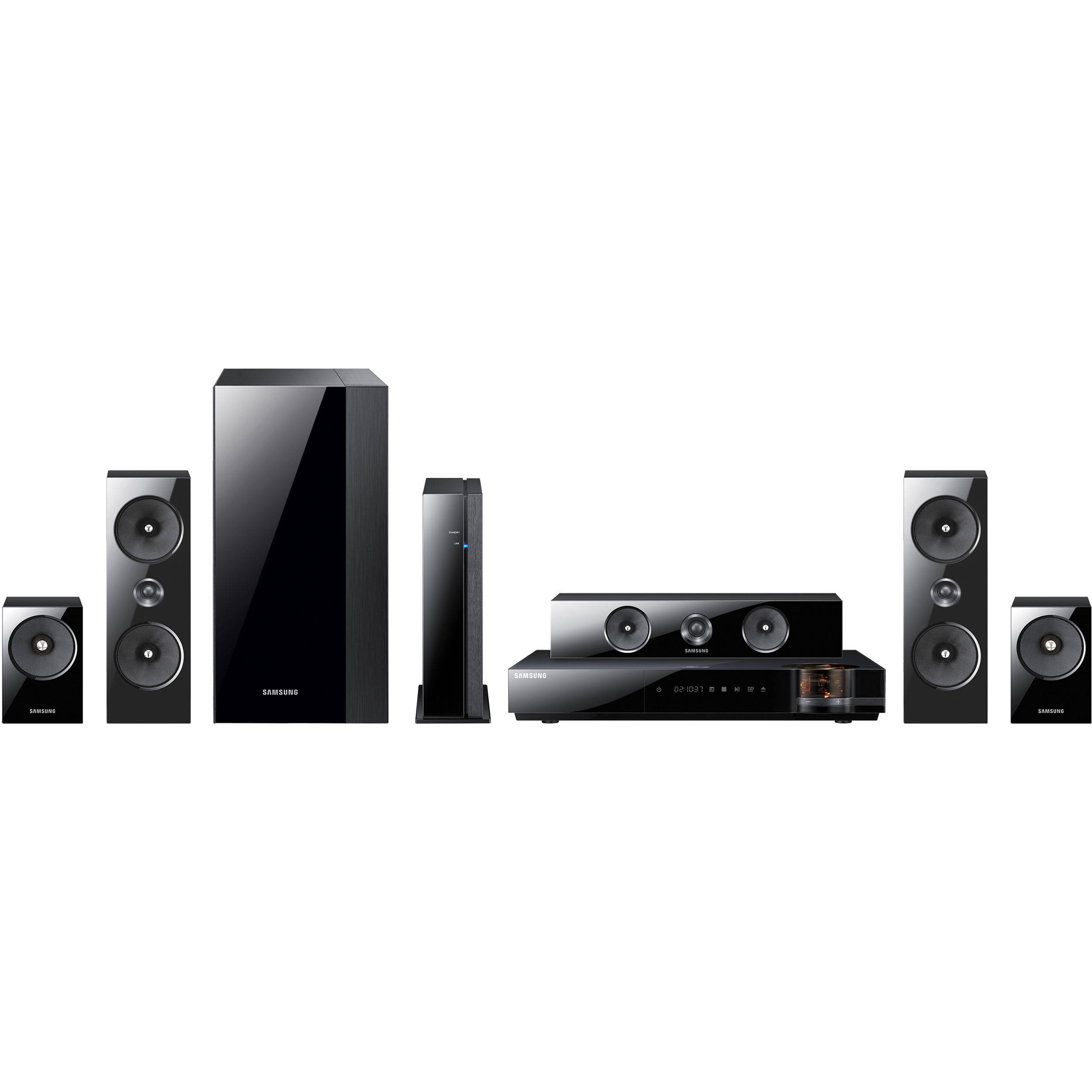 samsung ht e6500w blu ray home theater system ht e6500w b h. Black Bedroom Furniture Sets. Home Design Ideas