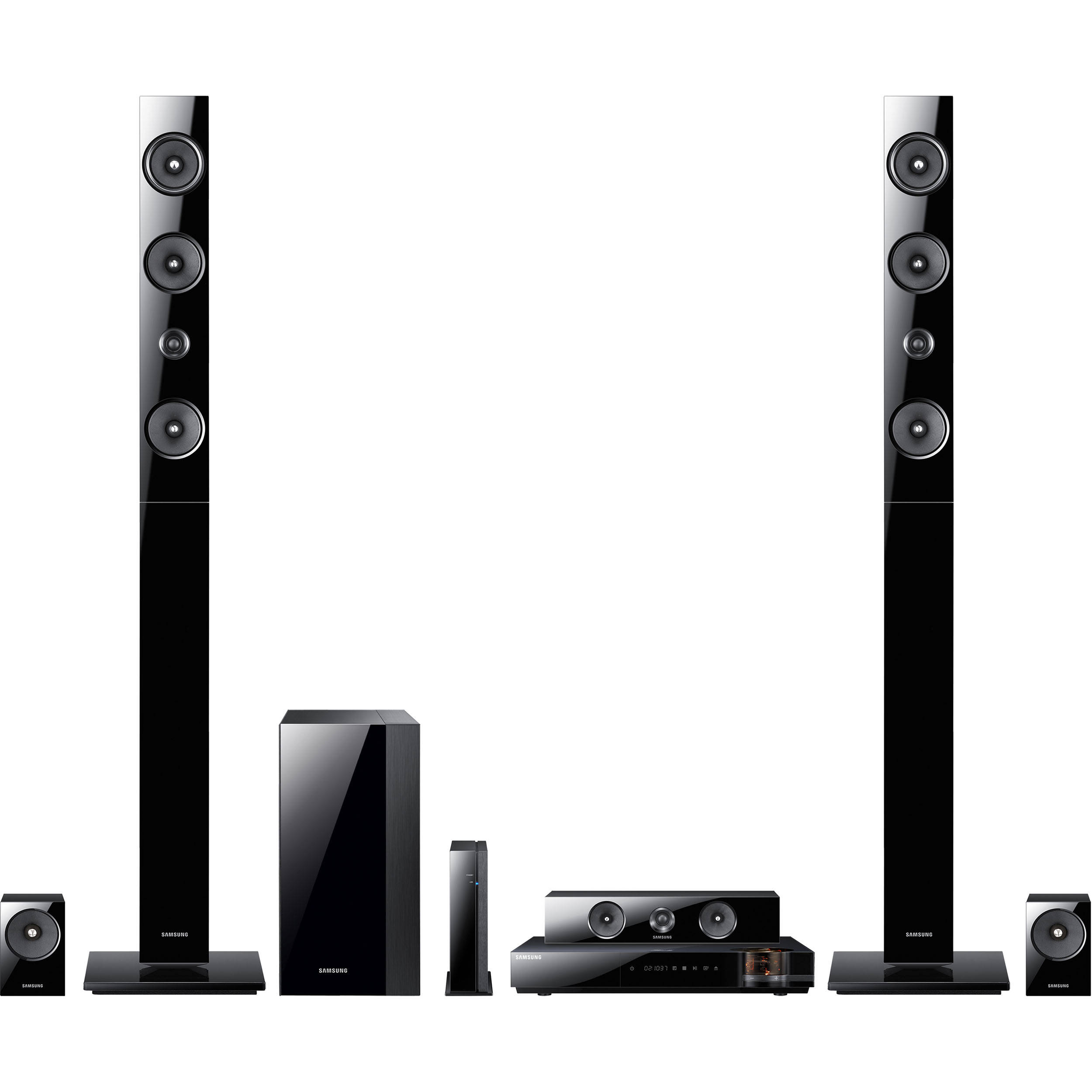 samsung ht e6730w blu ray home theater system ht e6730w b h. Black Bedroom Furniture Sets. Home Design Ideas