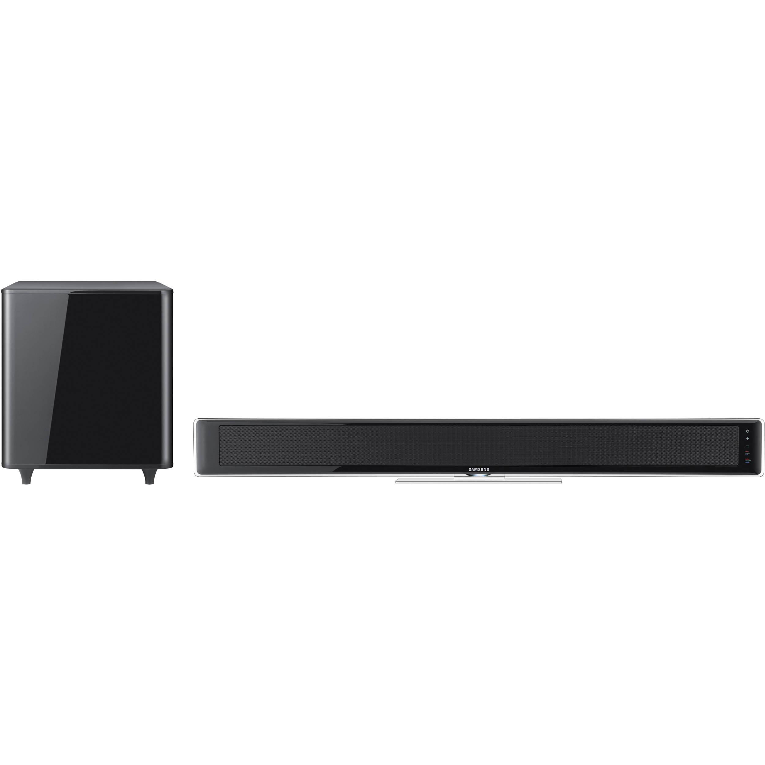 Samsung Ht Ws1 Soundbar Home Theater System Gray