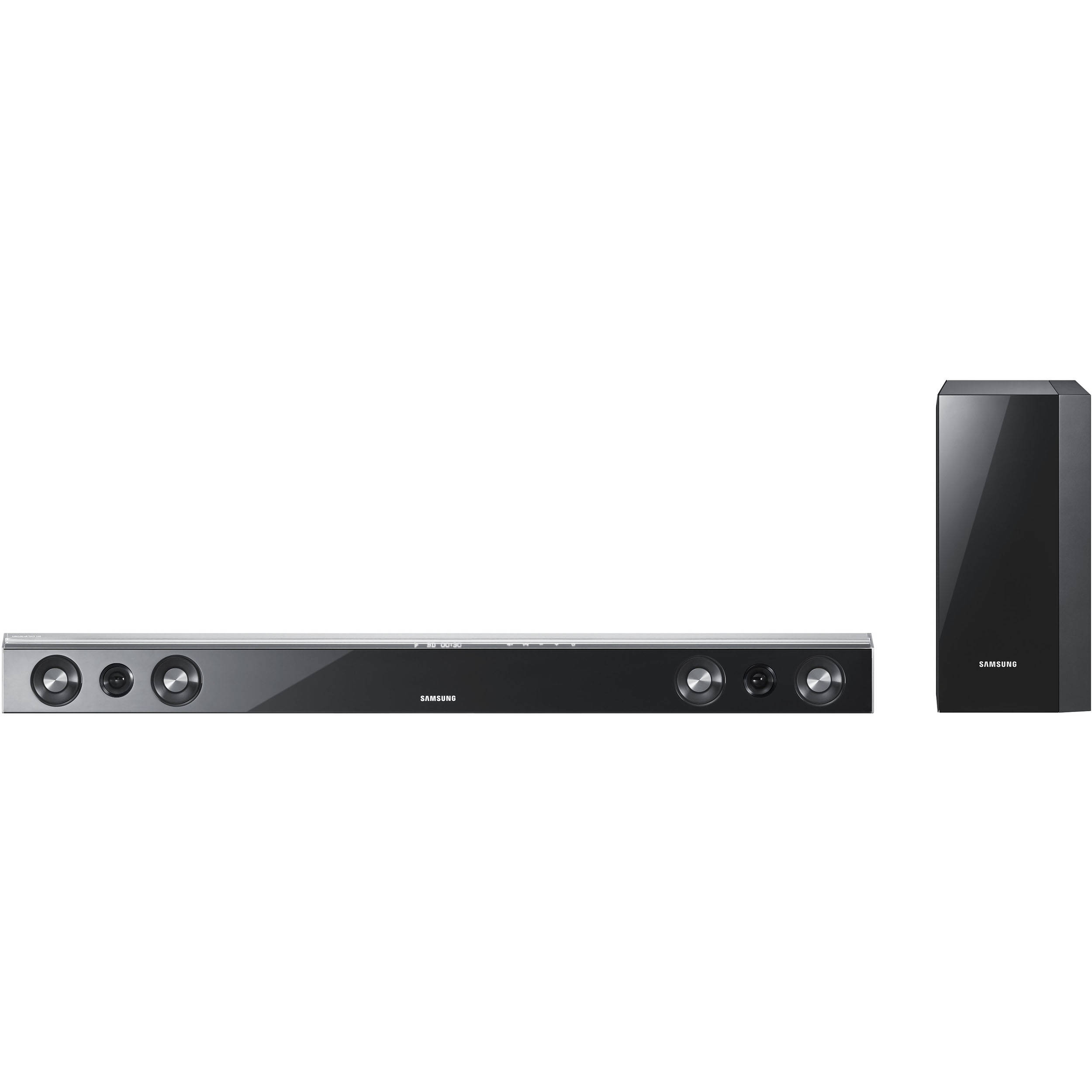 samsung hw d450 crystal surround air track active hw d450 b h rh bhphotovideo com samsung sound bar manual hw h450 samsung sound bar manual hwd450