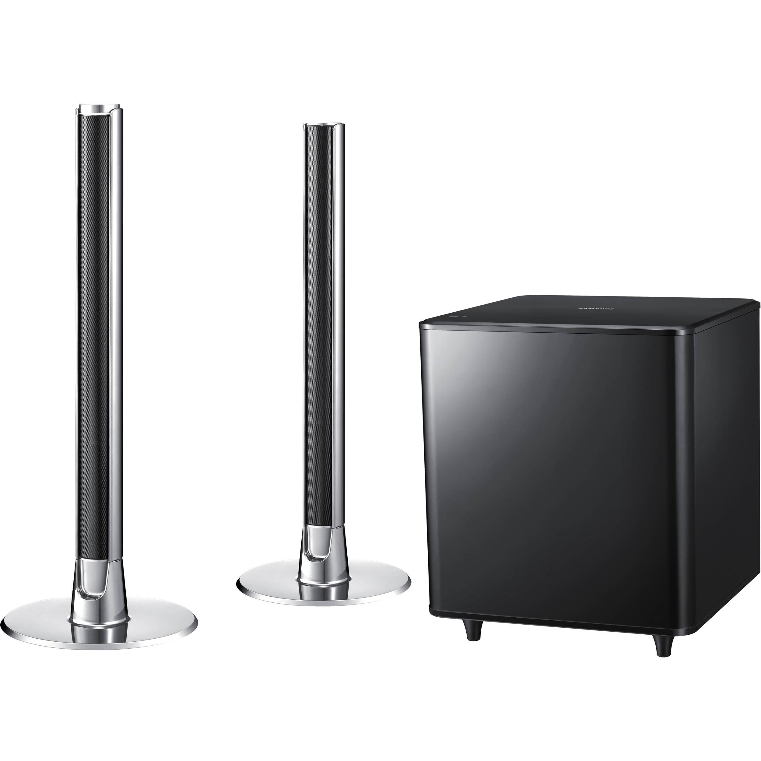 Samsung Hw E551 Home Theater Speaker System Hw E551 B H Photo