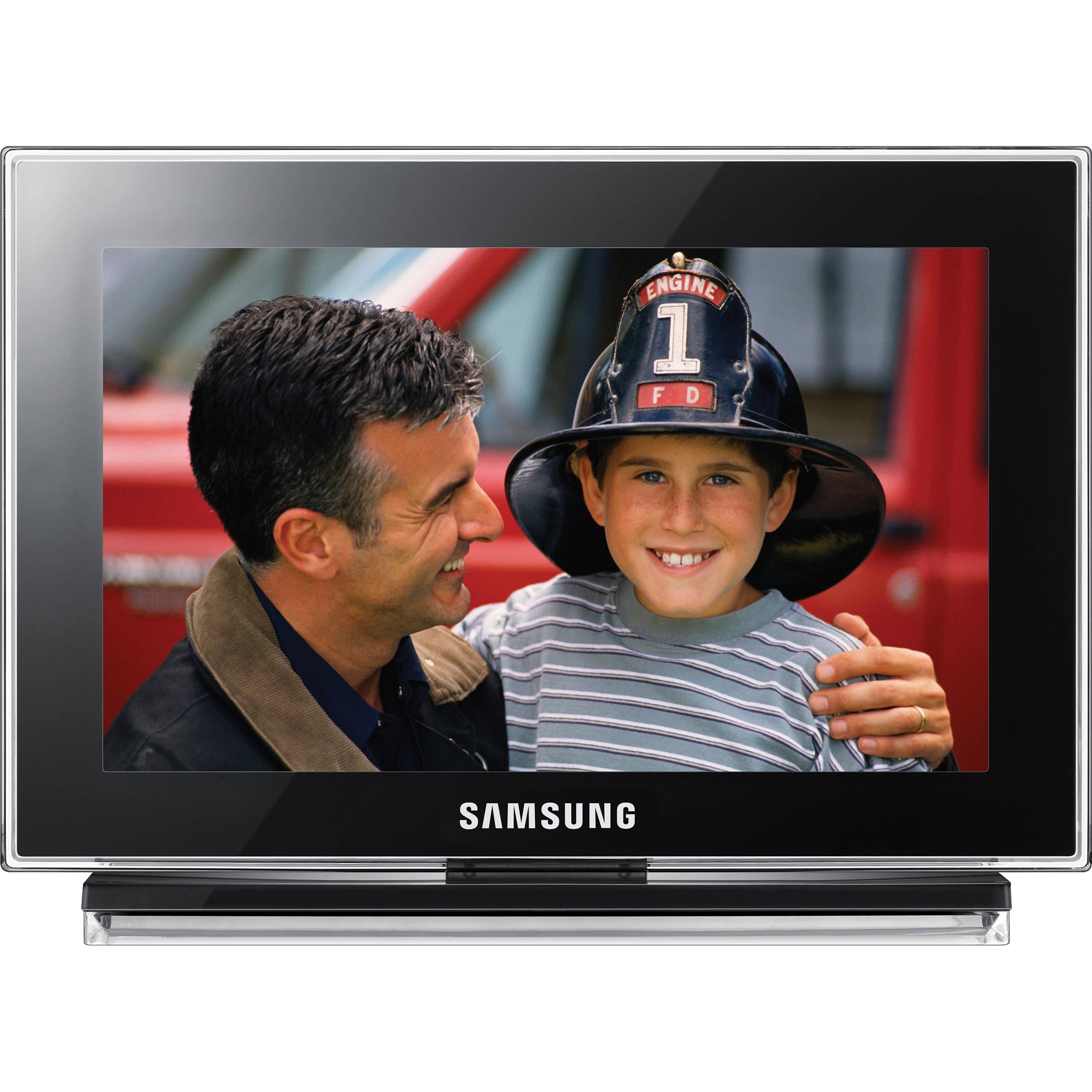 Fein Samsung Digital Picture Frame Zeitgenössisch - Bilderrahmen ...