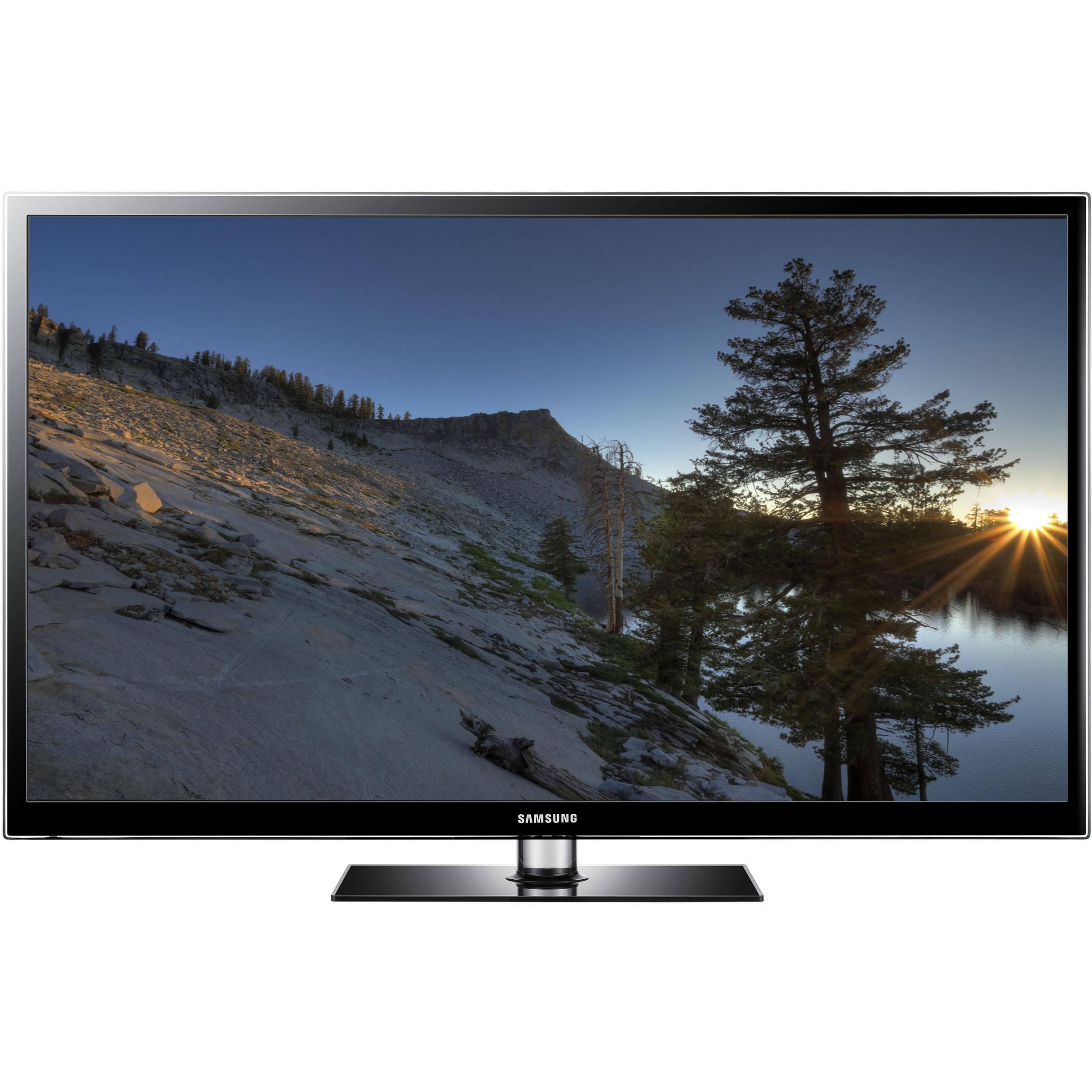 New Samsung LED and Plasma TVs for 2013 | B&H Explora