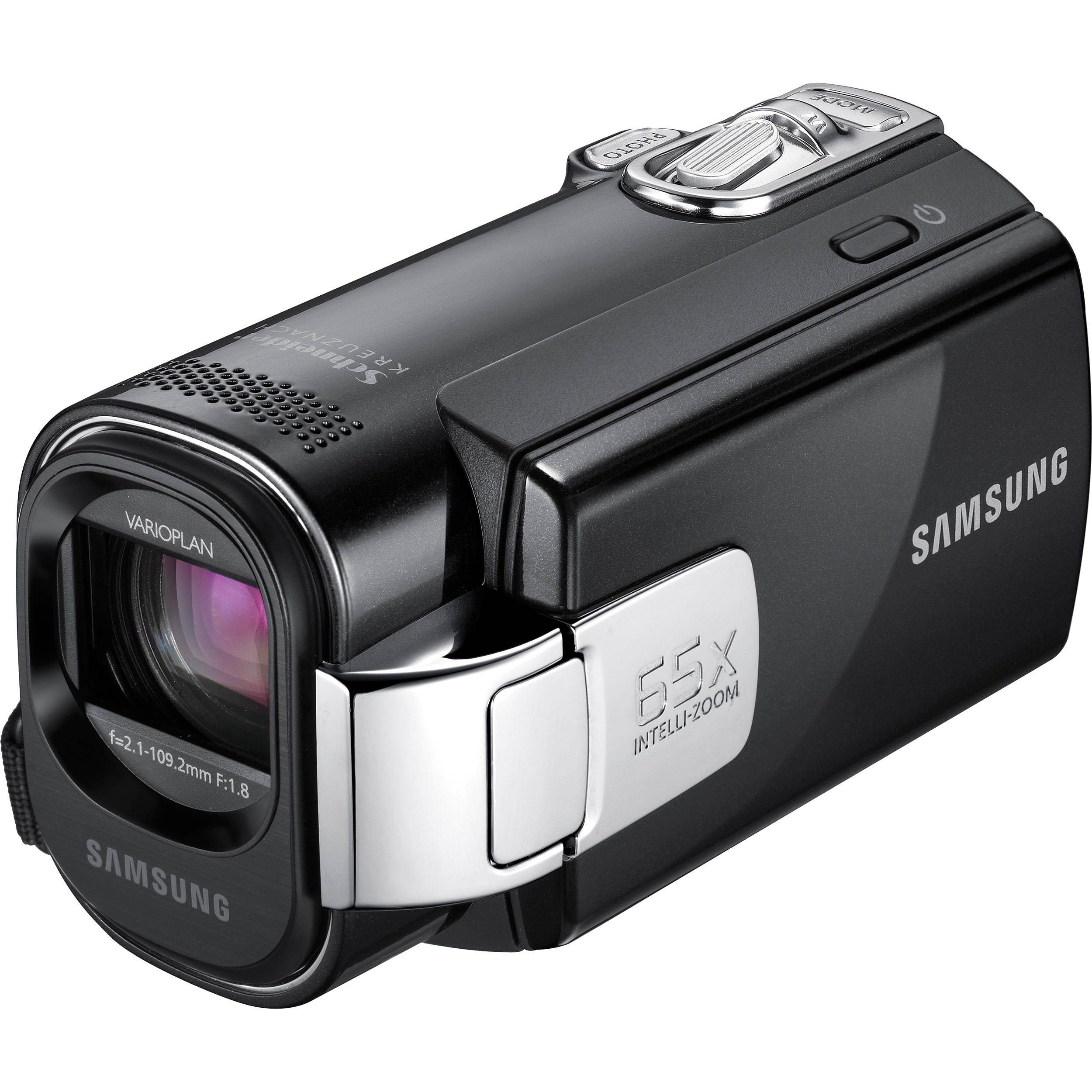 samsung smx f40 digital memory camcorder black smx f40bn xaa rh bhphotovideo com Samsung HMX-F90 Camcorder Samsung SC DX103 XAA Manual