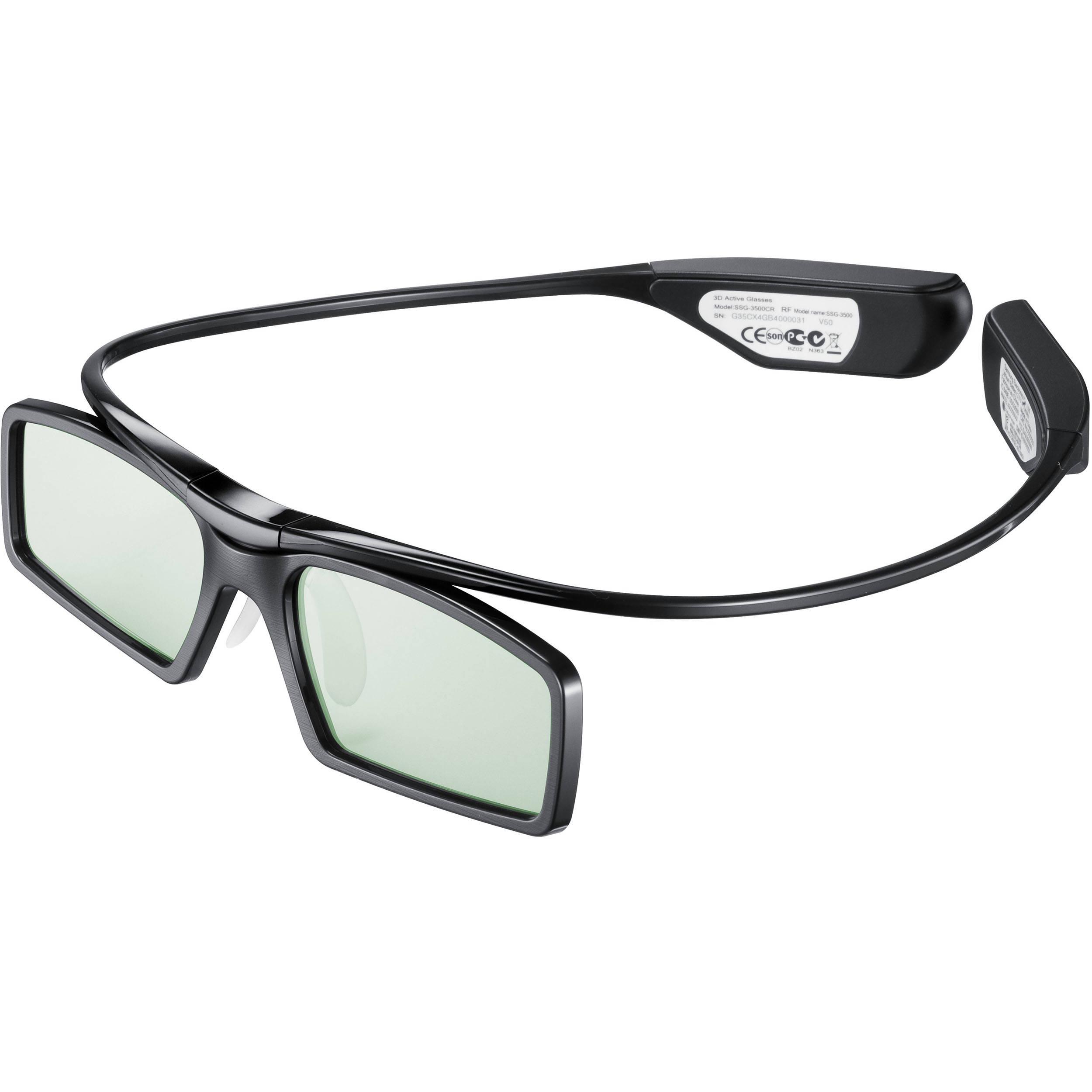 samsung ssg 3500cr 3d rechargeable active glasses ssg