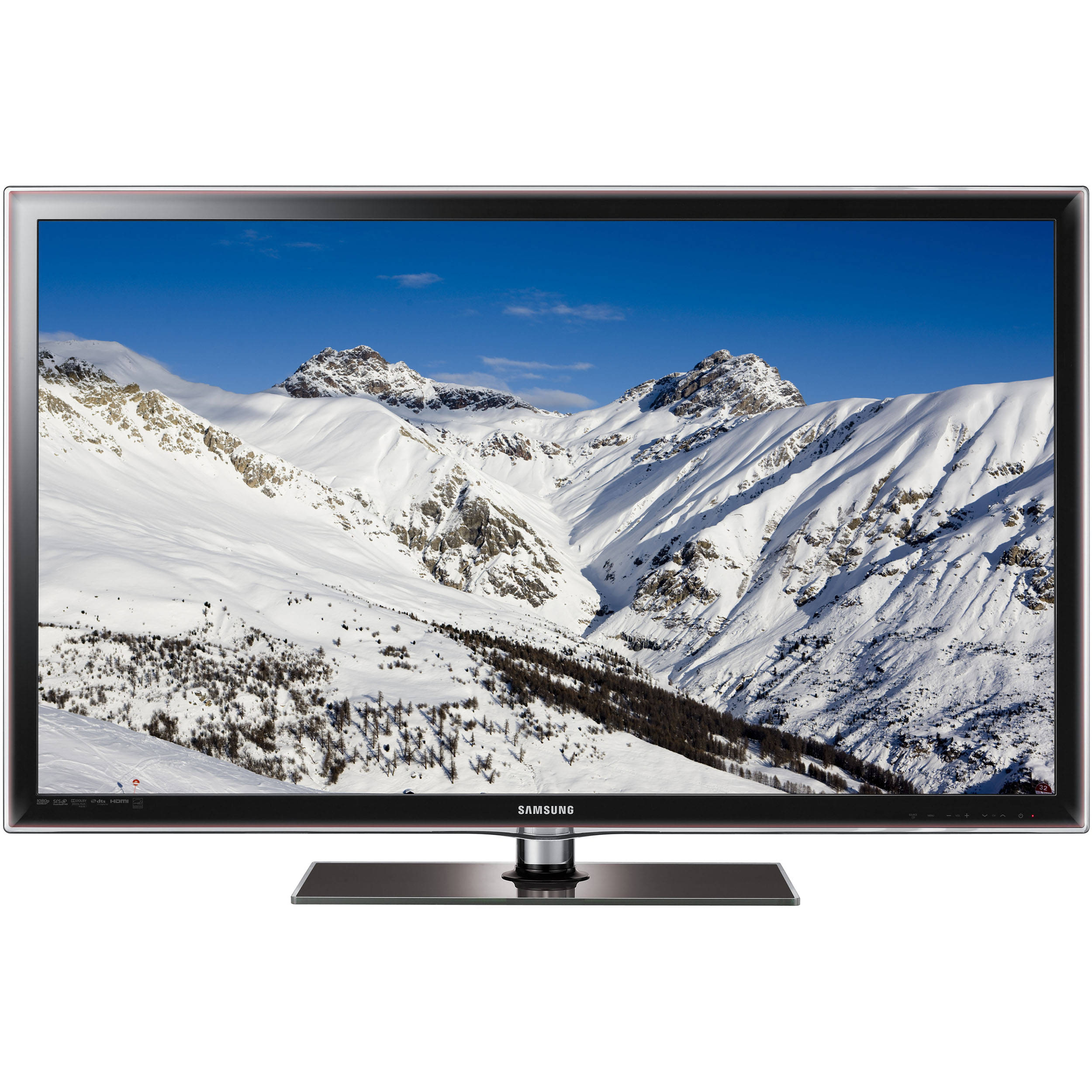 samsung ua40d6000 40 multisystem smart 3d led tv