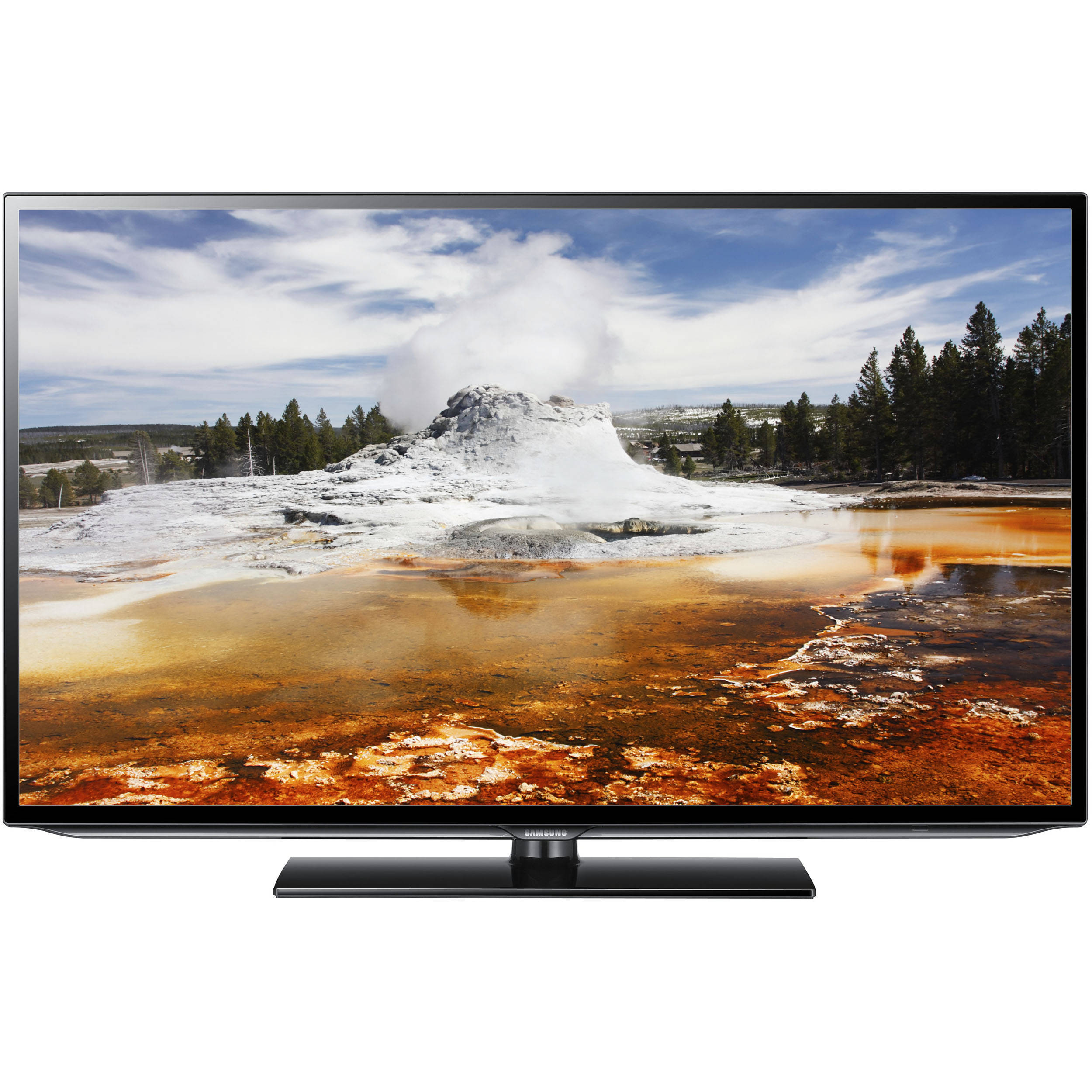 samsung un46eh5000 46 class led hdtv un46eh5000fxza b h. Black Bedroom Furniture Sets. Home Design Ideas
