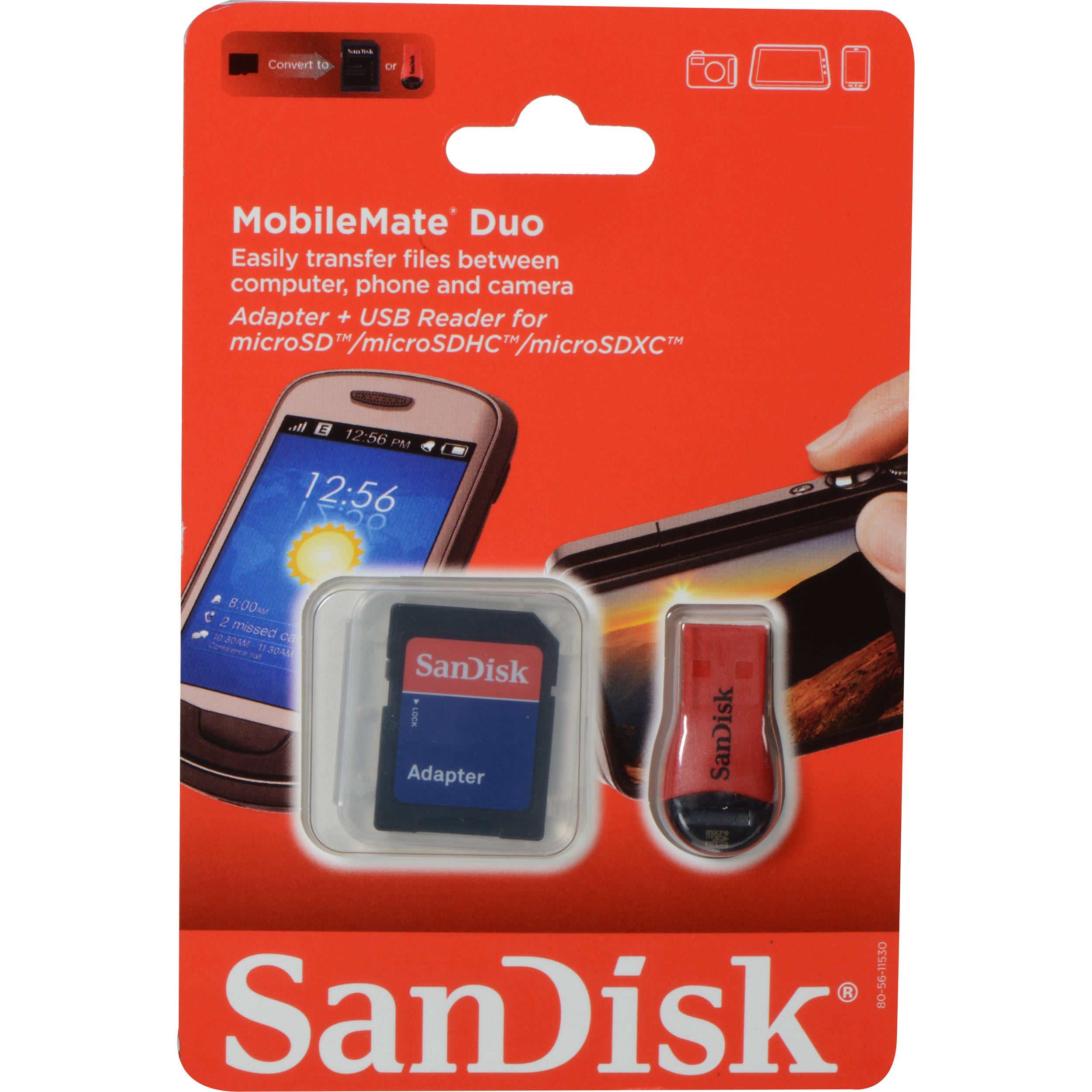 SanDisk Micro SD to SD Adapter