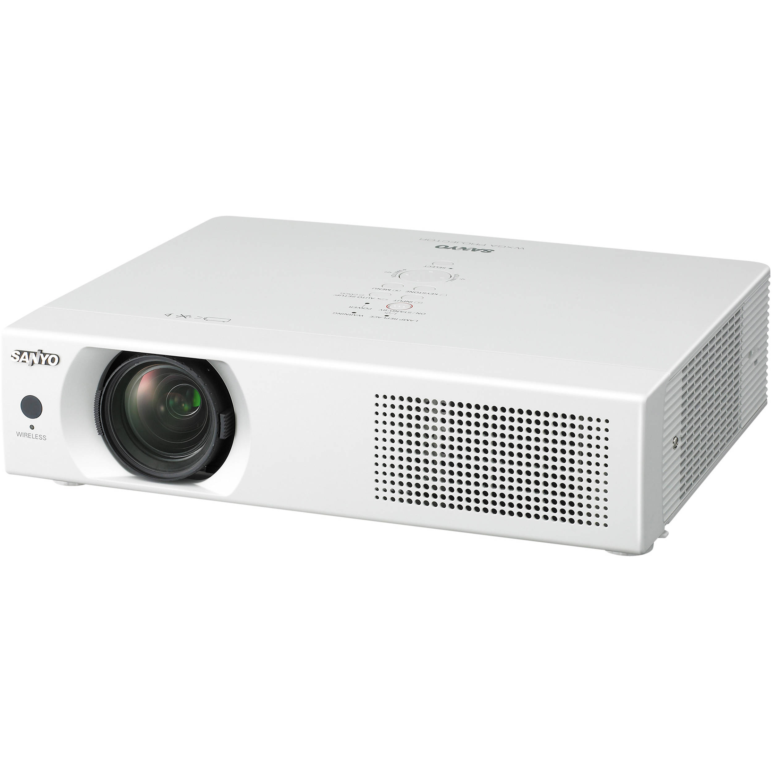 Sanyo PLC-WXU700A Portable Multimedia Projector