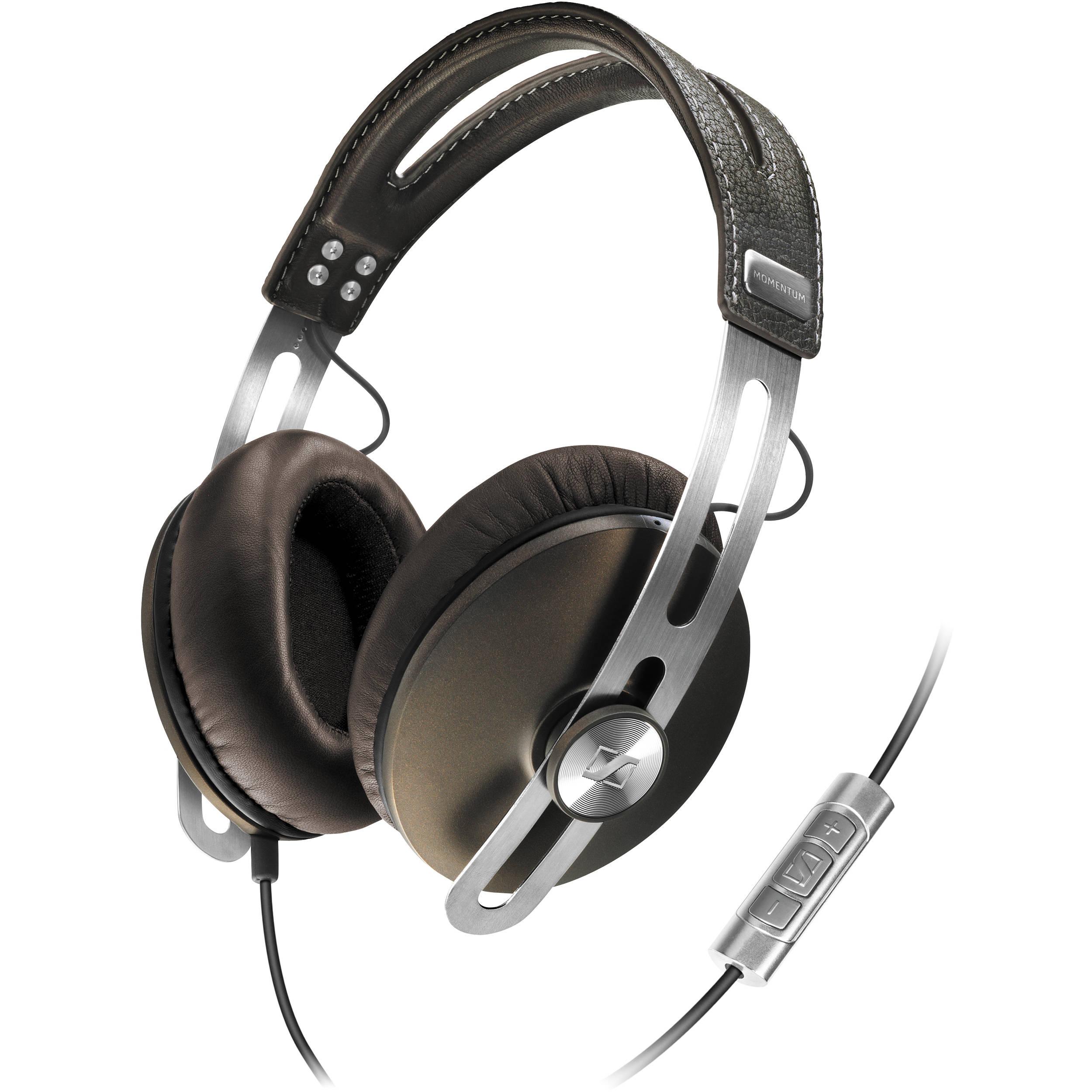 Sennheiser Momentum Headphones Brown 505630 Bh Photo Video In Ear I