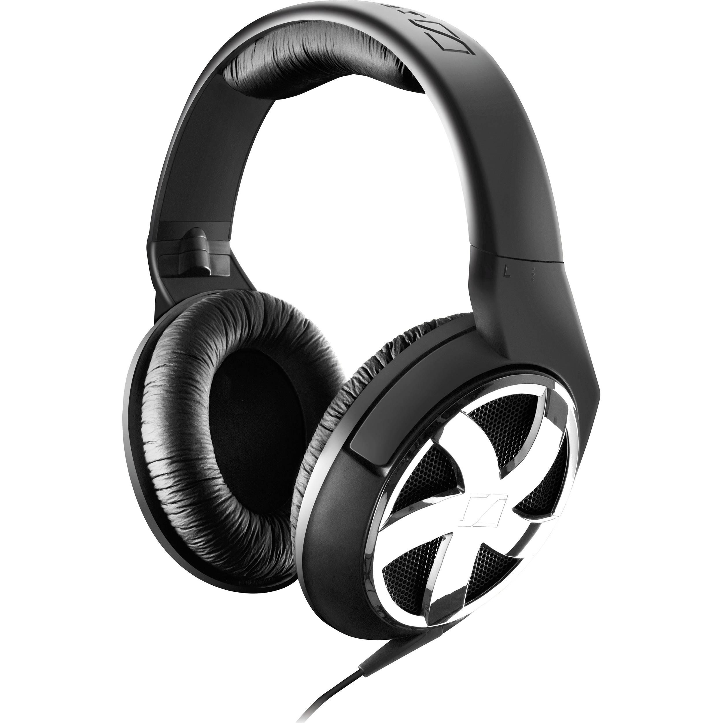 Sennheiser HD 438 Around-Ear Stereo Headphones HD 438 B&H ...