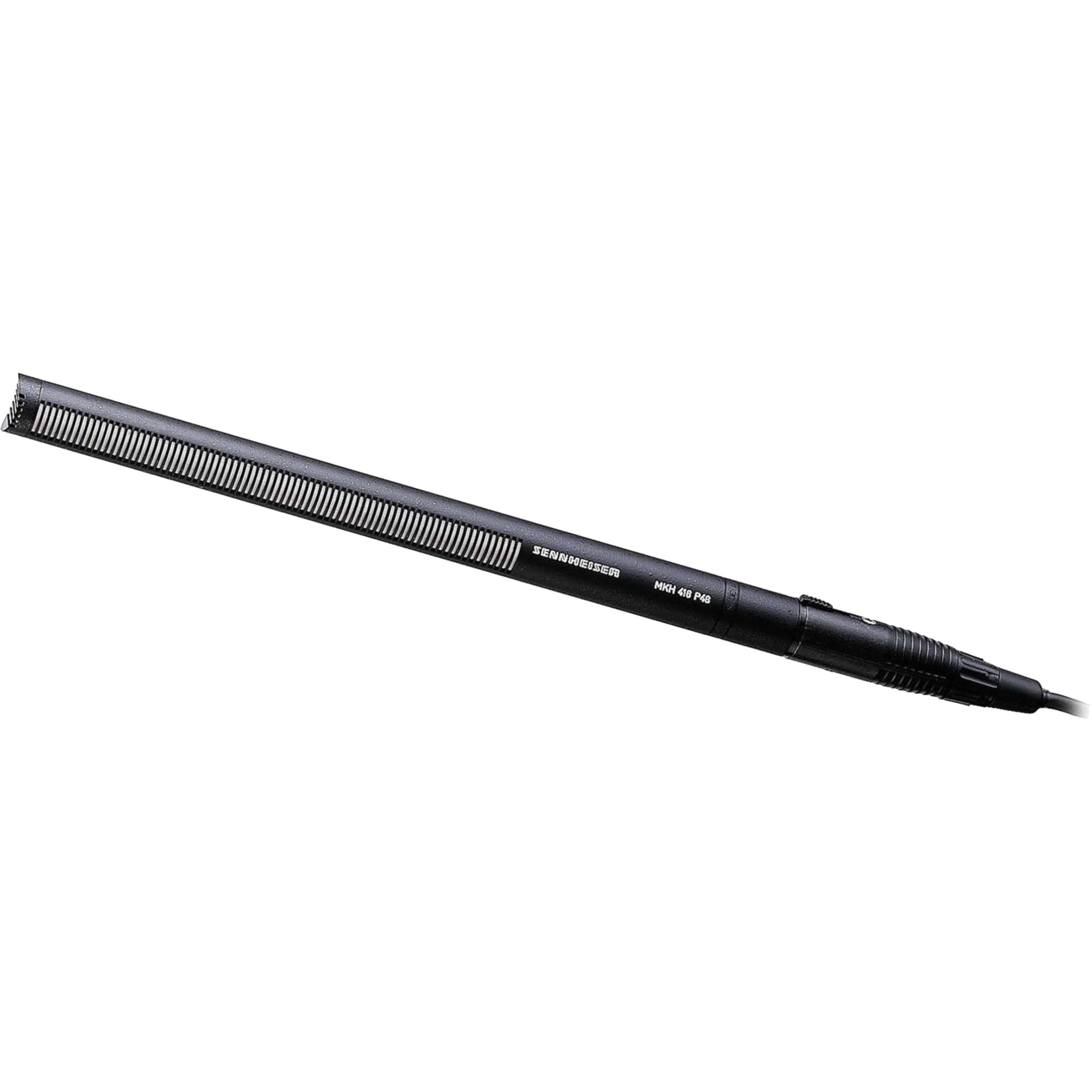Sennheiser 418 Wiring Diagram And Schematics Microphone Mkh 416 Short Shotgun Interference