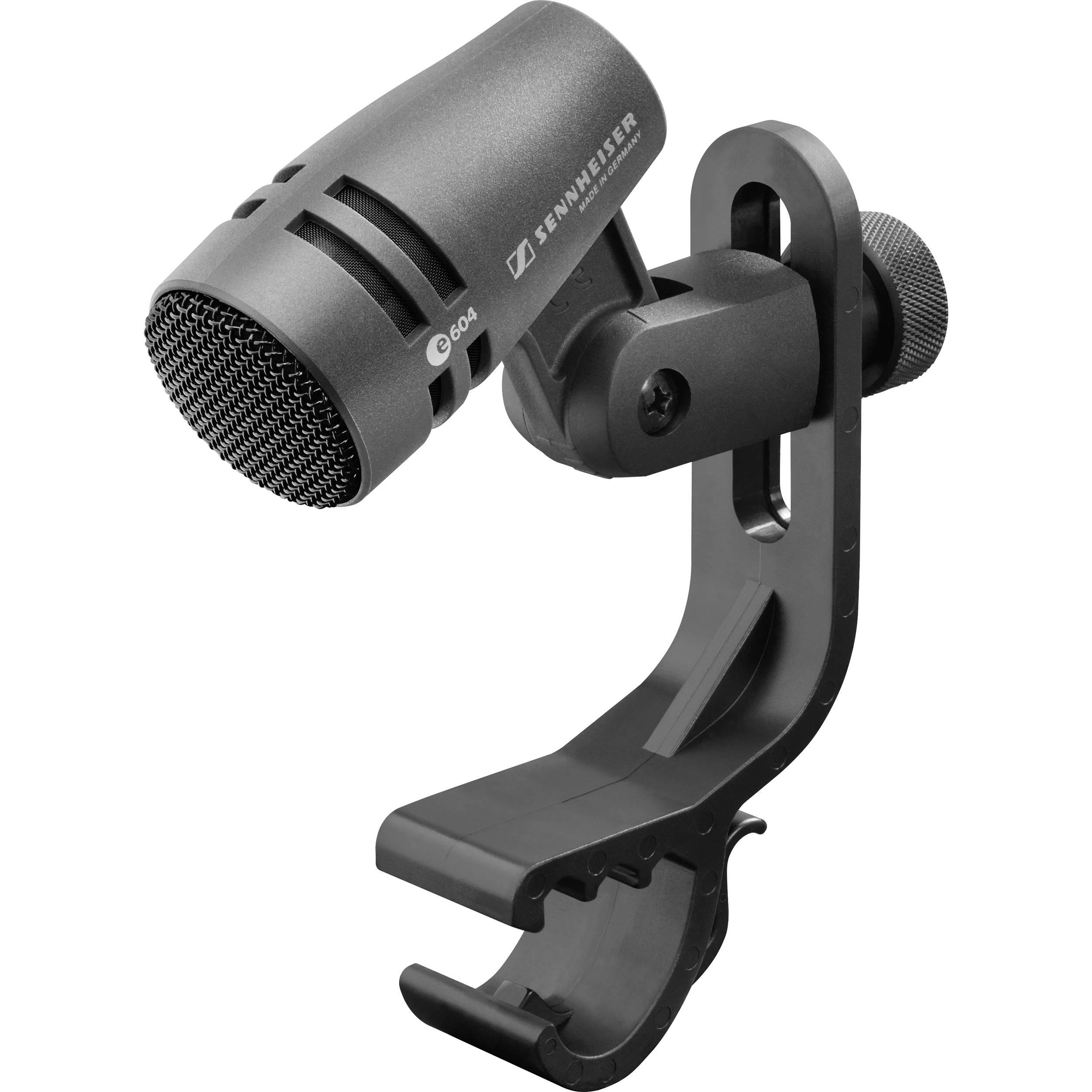 sennheiser e 604 microphone dynamic instrument microphone 506667. Black Bedroom Furniture Sets. Home Design Ideas