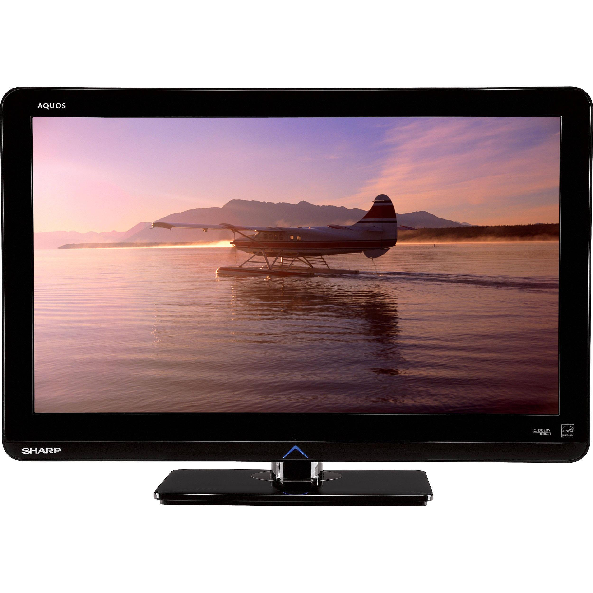Sharp LC 19LS410UT 19 AQUOS HD LED LCD TV