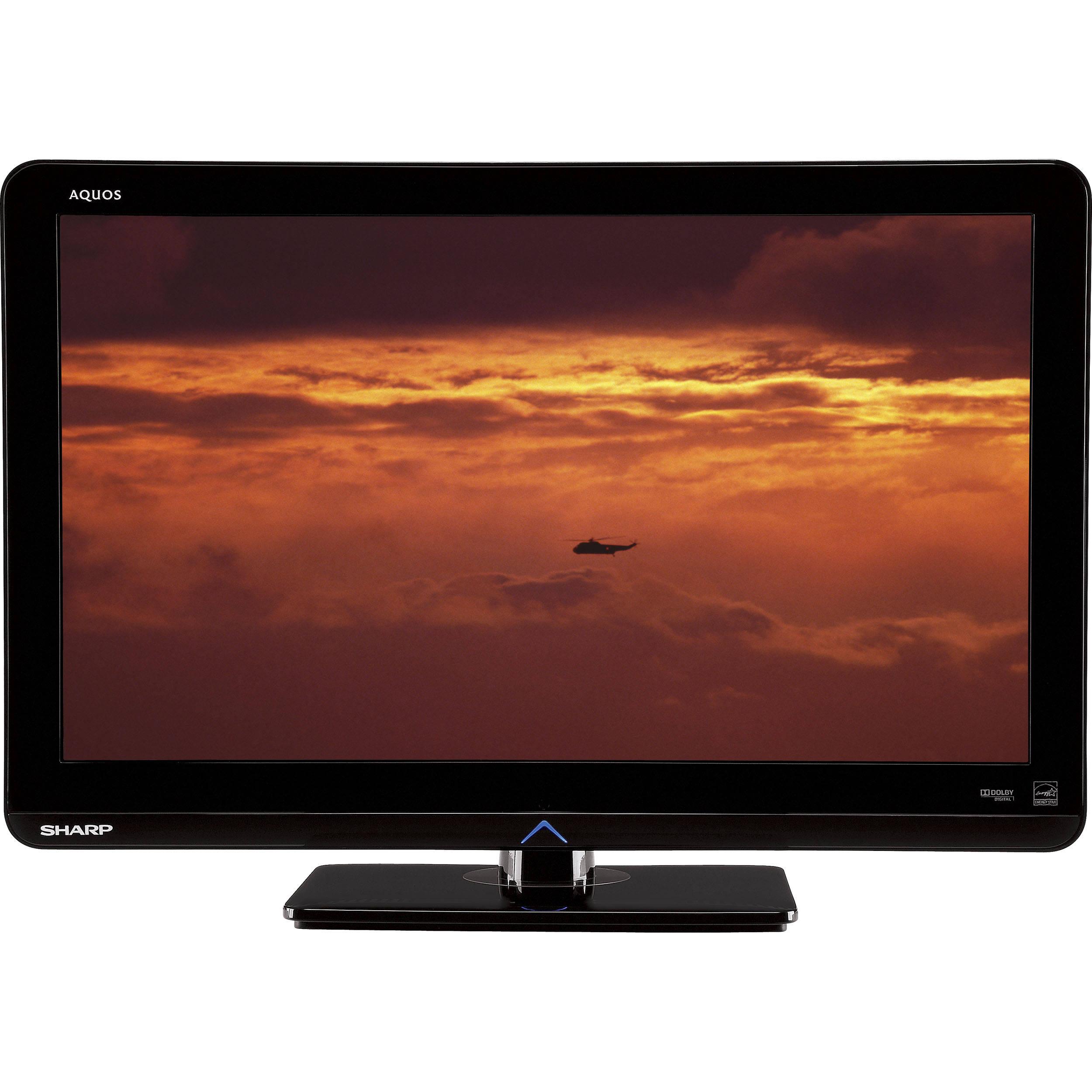 Sharp LC 22LS510U 22 1080p AQUOS LED LCD TV