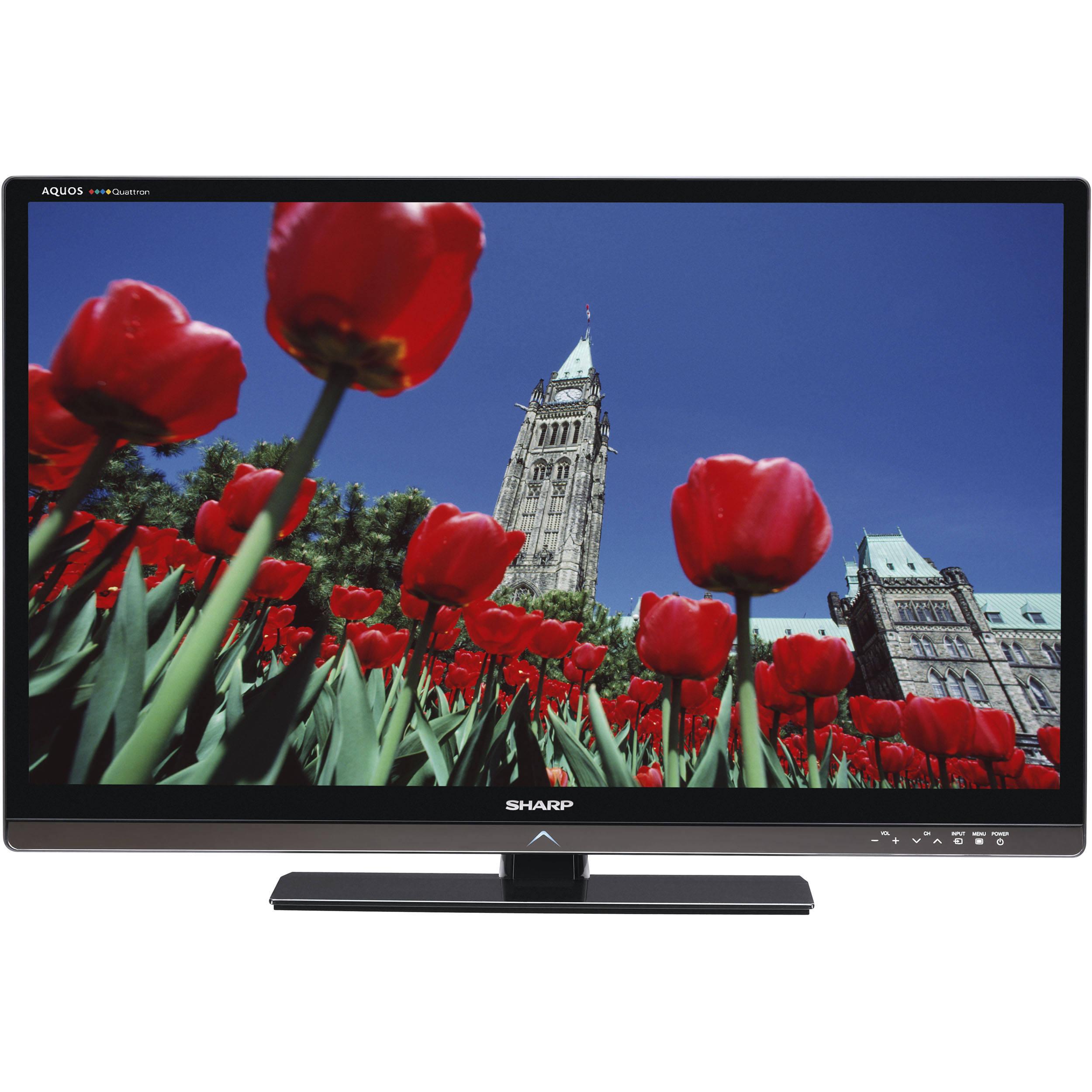 sharp lc40le830u 40 aquos 1080p led tv lc40le830u b h rh bhphotovideo com Sharp Compet QS-2760H Sharp ManualsOnline