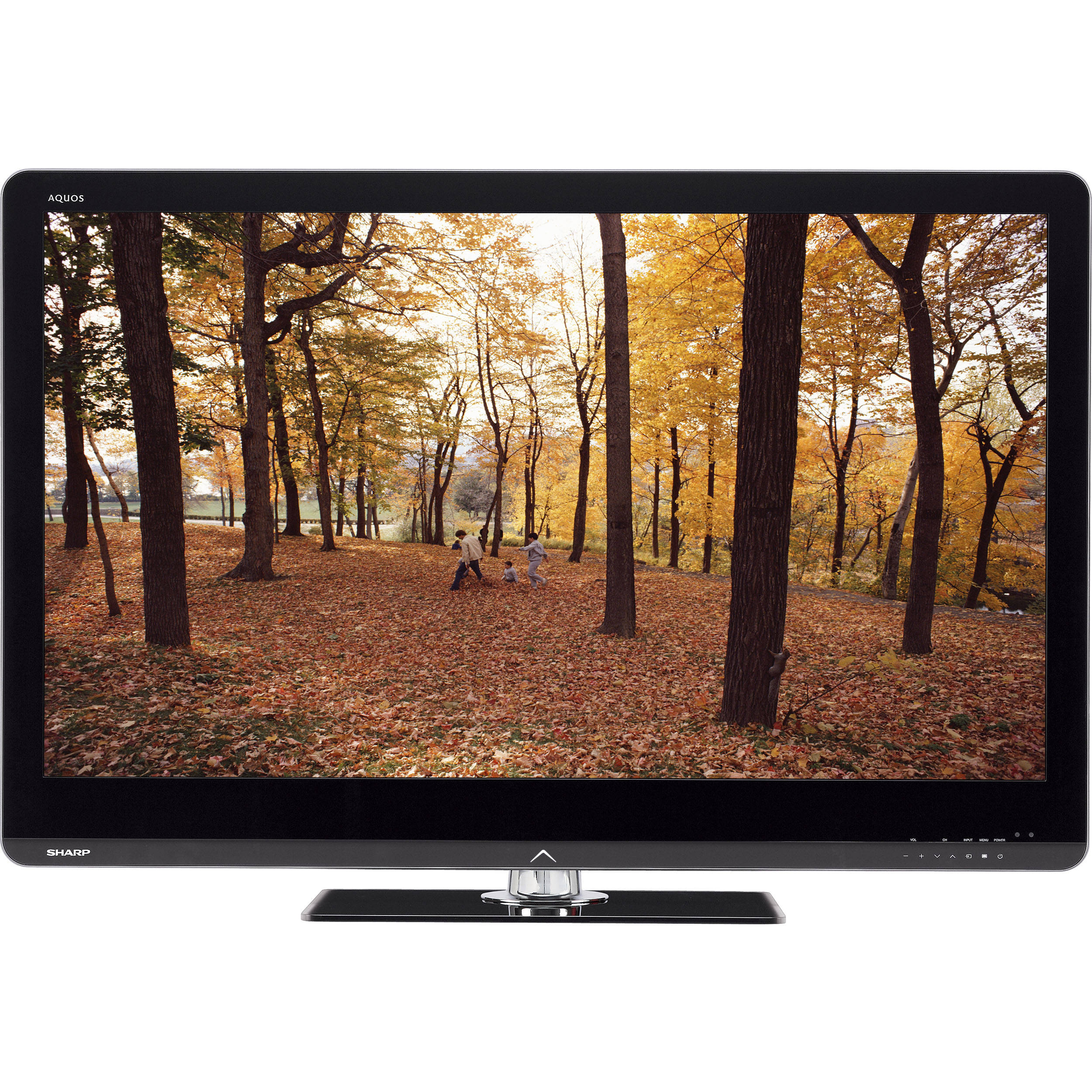sharp lc 46le810un 46 1080p led tv lc 46le810un b h photo rh bhphotovideo com