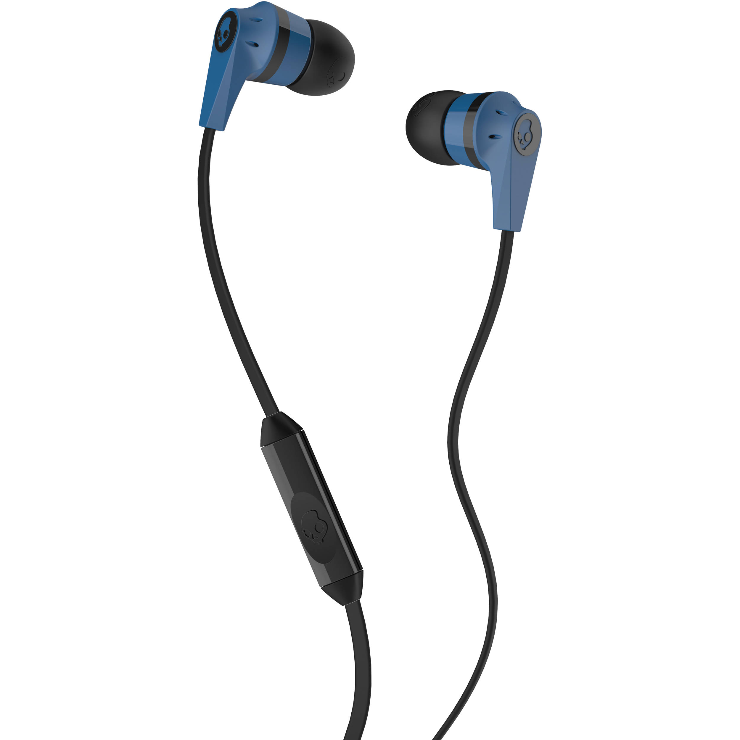 7a68f580cbc Skullcandy INK D 2 Earbud Headphones (Blue and Black) S2IKDY-101