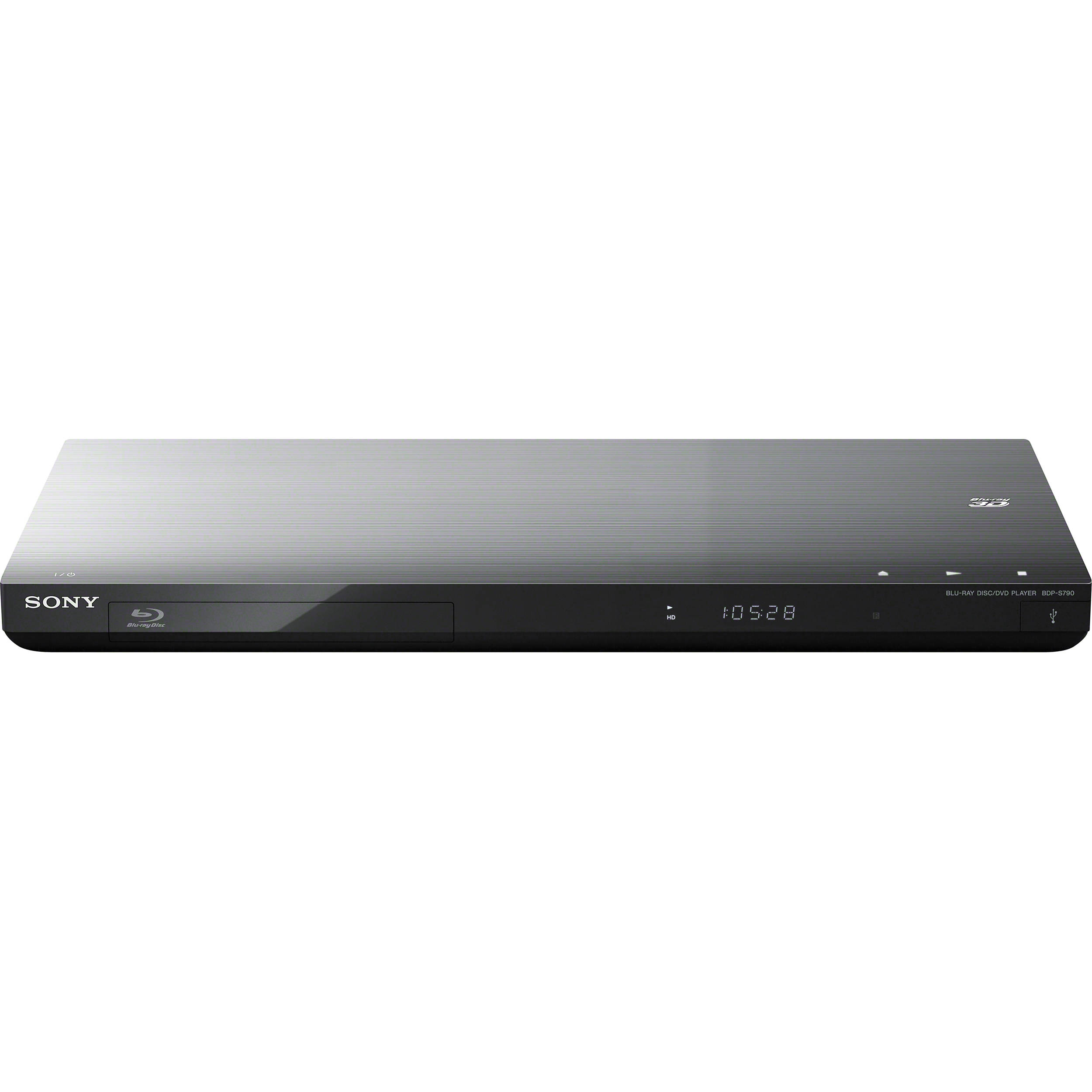 Sony BDP-S790 4K And 3D Blu-ray Disc Player BDPS790 B&H Photo