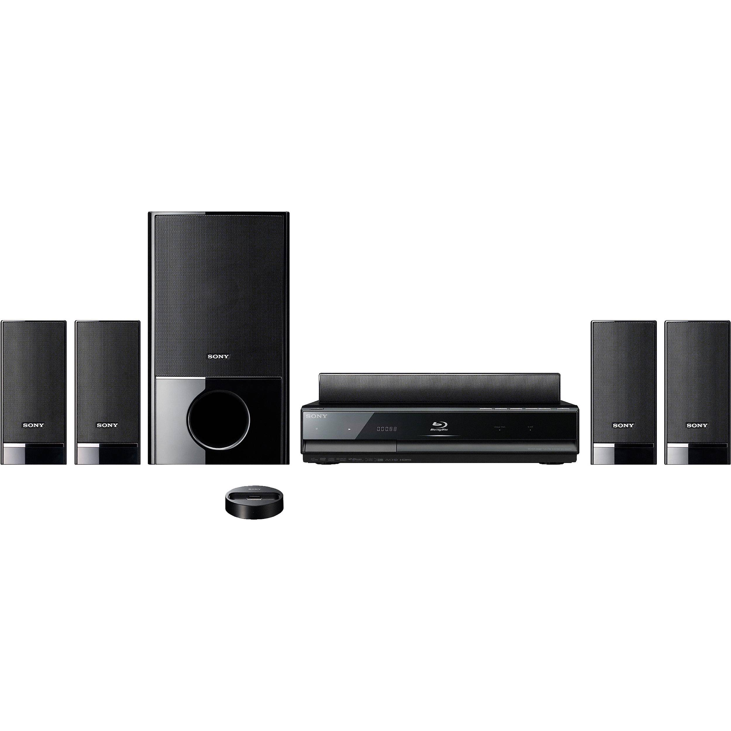 sony bdv e300 blu ray home theater system bdve300 b h photo. Black Bedroom Furniture Sets. Home Design Ideas