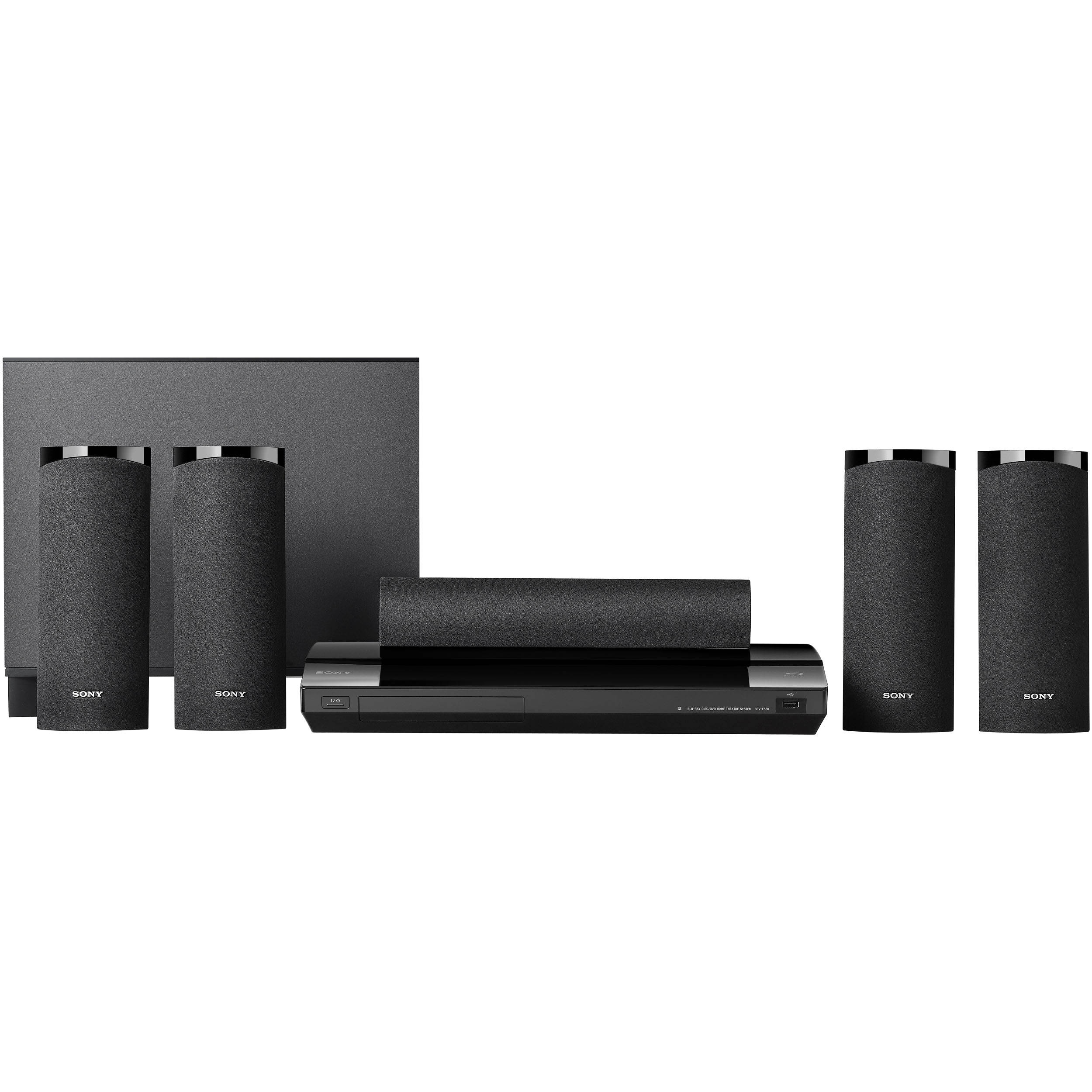 sony bdve580 3d blu ray home theater system bdve580 b h photo rh bhphotovideo com Sony Blu-ray Updates Sony Blu-ray Support