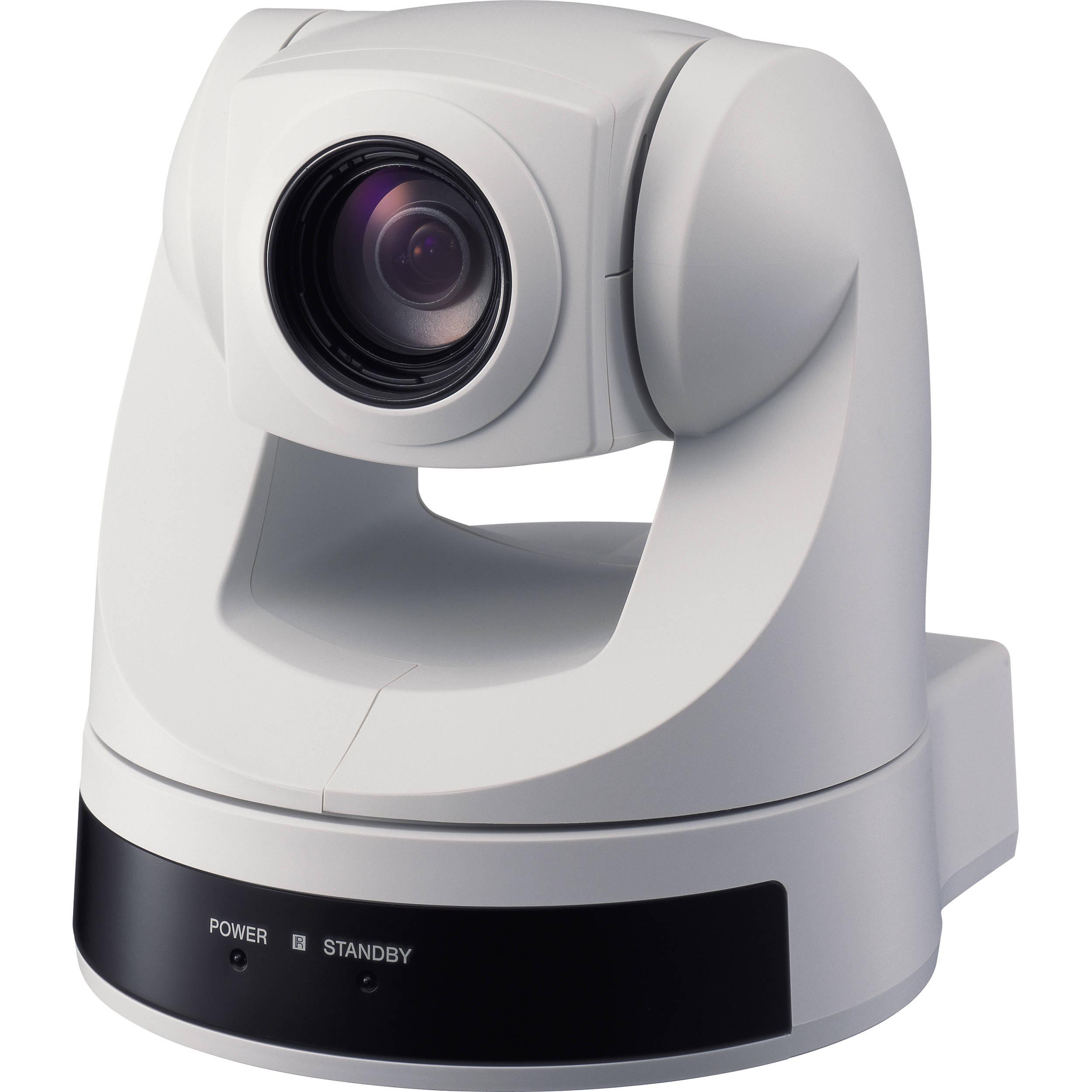 Sony EVI-D70 Pan / Tilt / Zoom Security Camera (White) EVID70/W