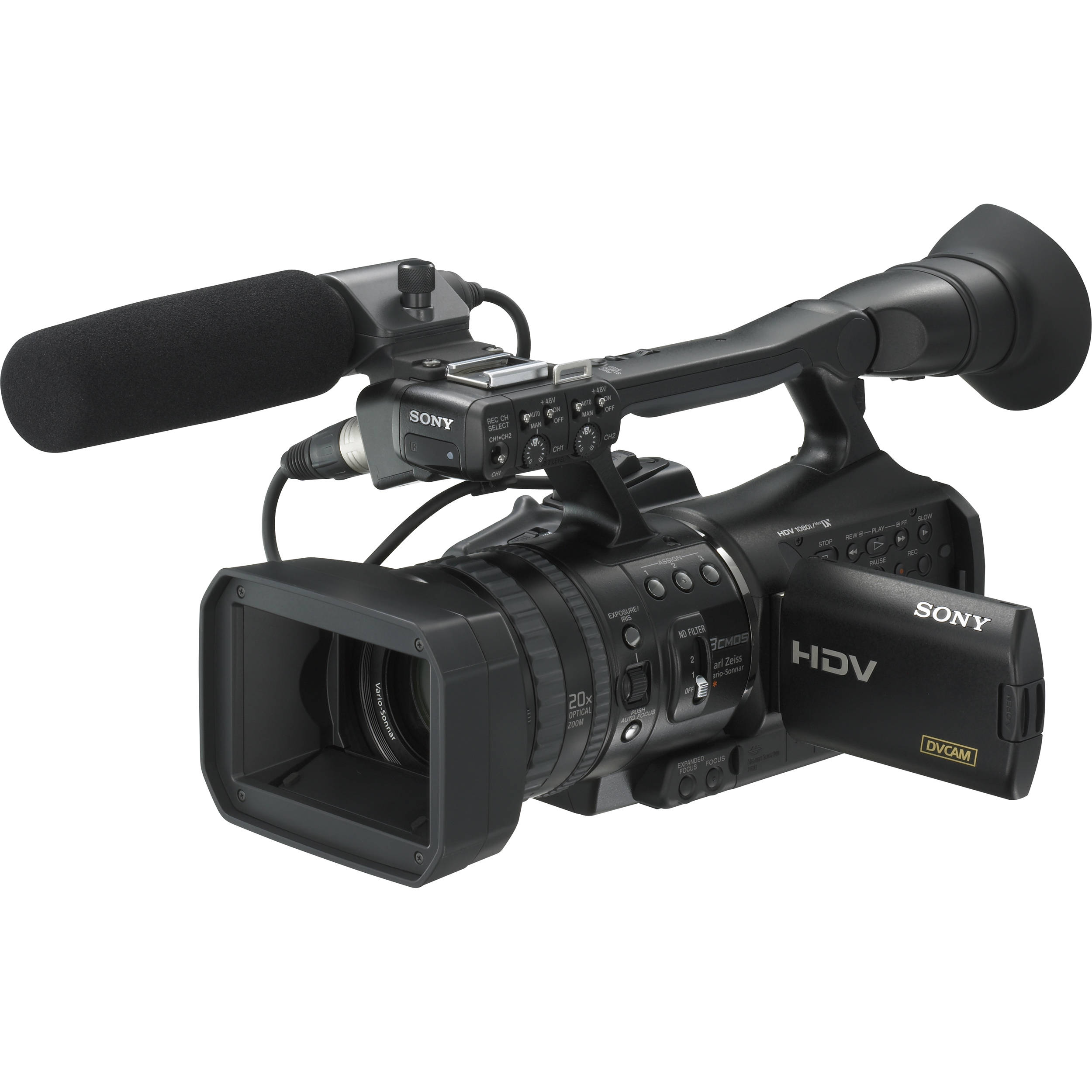 sony hvr v1u hdv camcorder hvrv1u b h photo video rh bhphotovideo com sony hvr-v1u manual pdf sony v1u manual