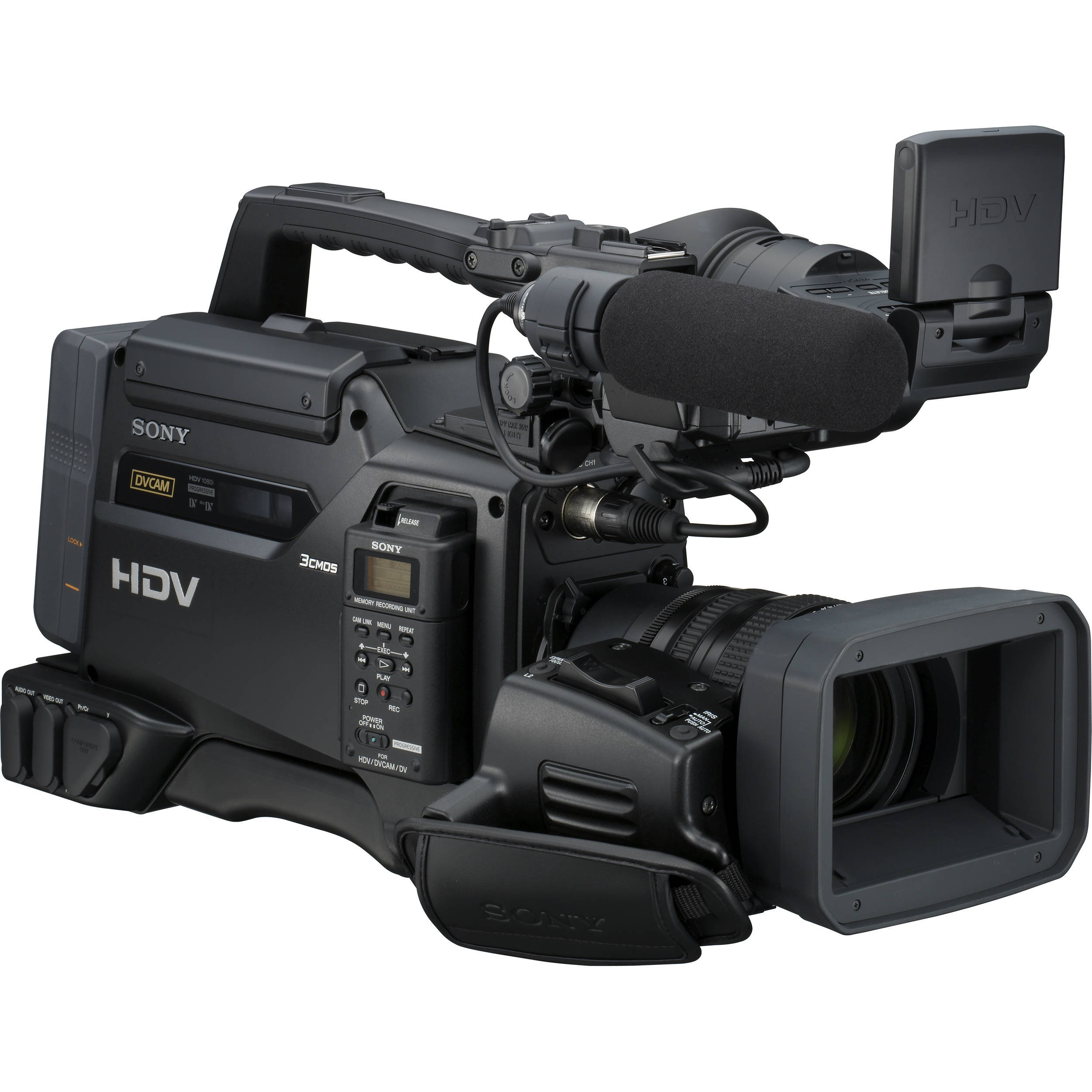 sony hvr s270u 1080i hdv camcorder hvr s270u b h photo video rh bhphotovideo com Sony Digital Camcorder Sony 1080I HD Progressive