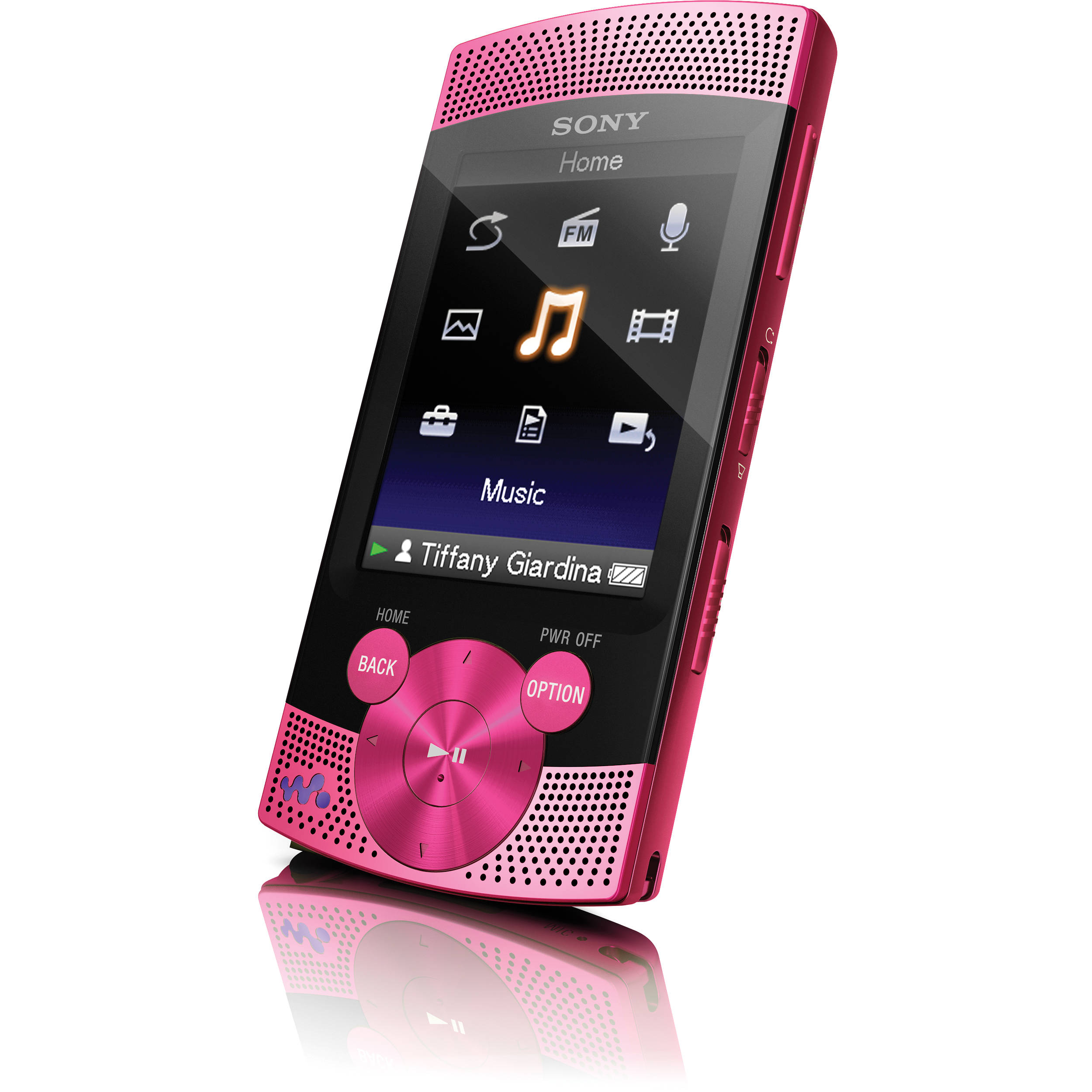 Best Mp3 Usb Amplifier And Radio Pink Sony Nwz S544 8gb S Series Walkman Video Player S544pnk