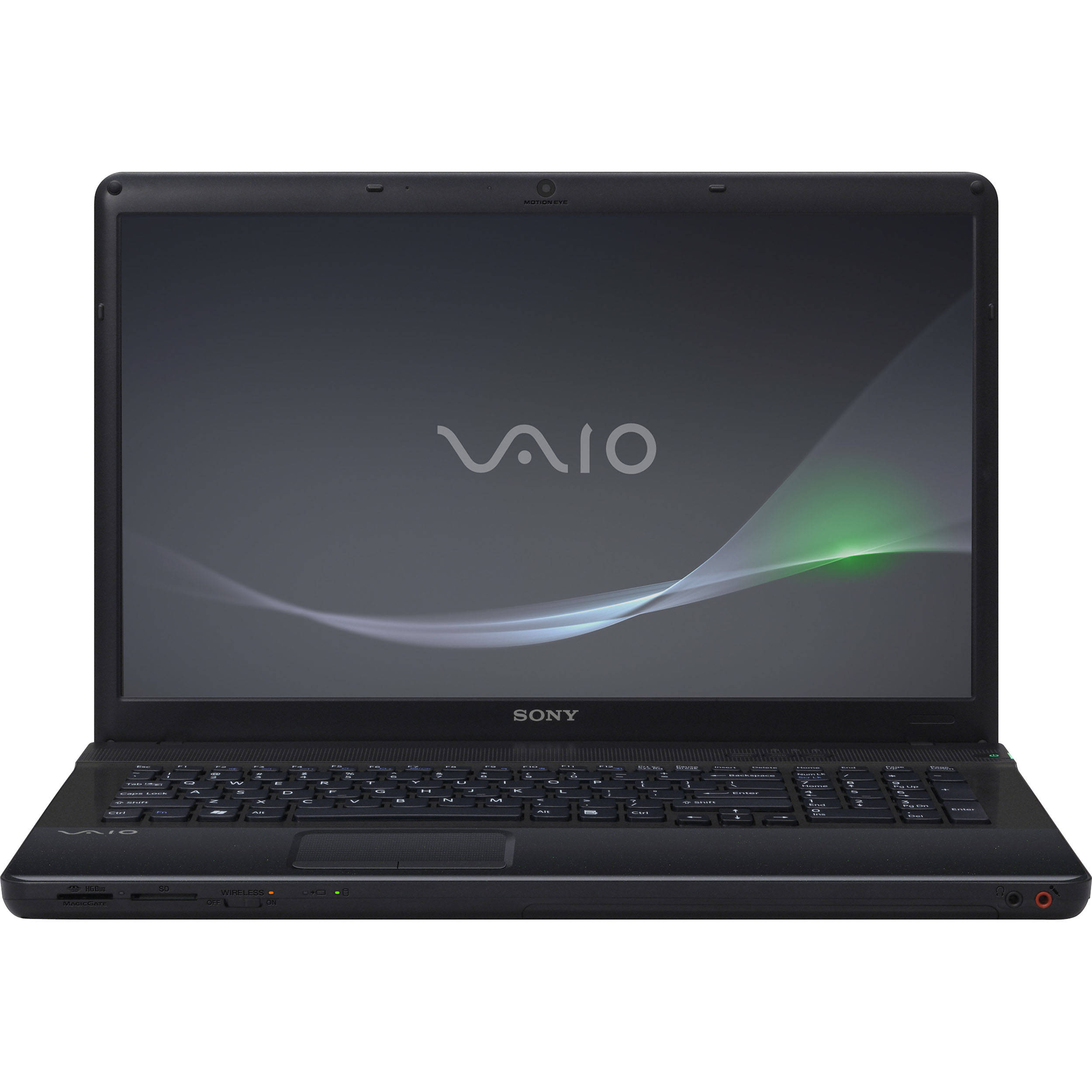 Sony Vaio VPCEC25FX TouchPad Settings Drivers for Windows 7
