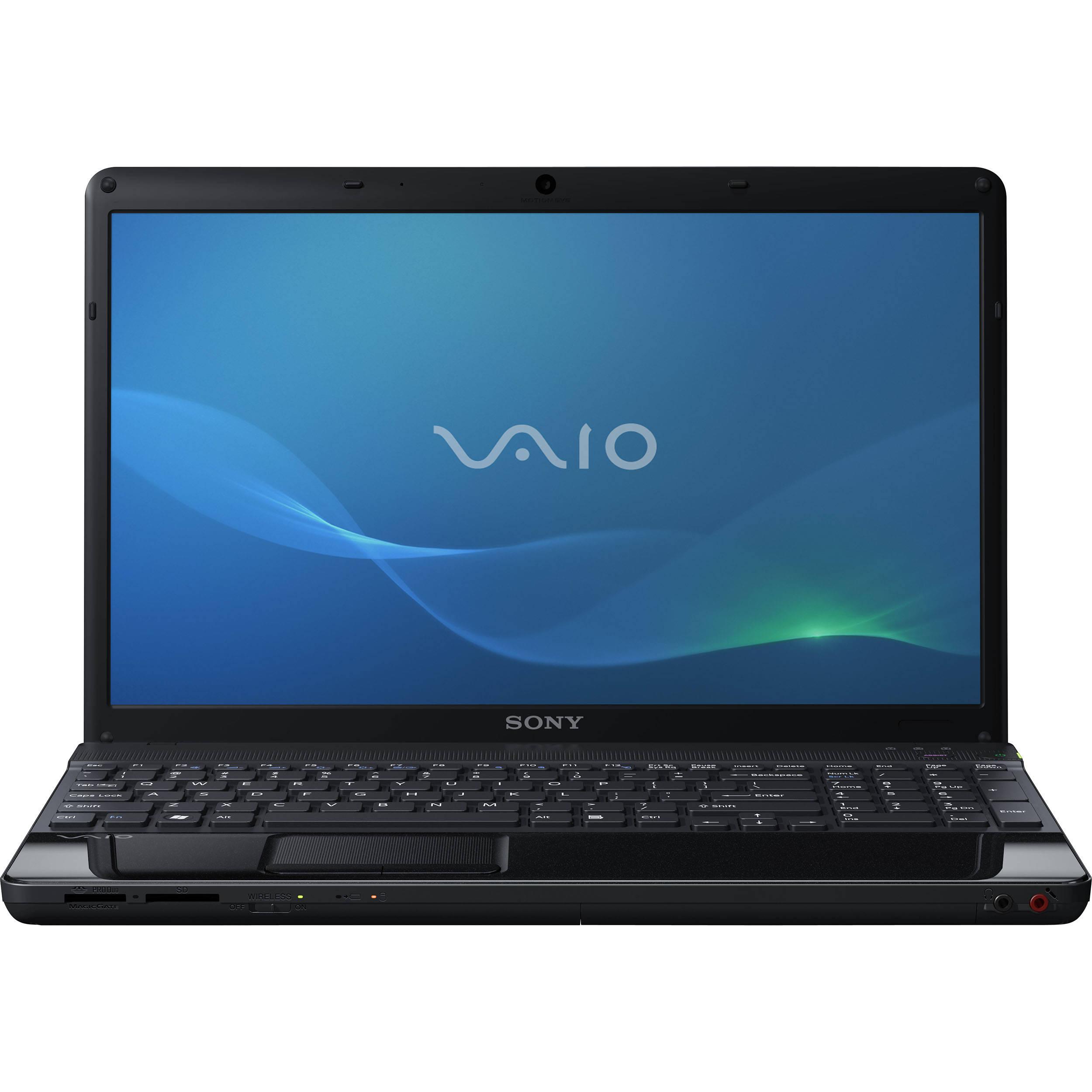 Sony Vaio VPCEE32FX/BJ ATI Mobility Radeon HD 4250 Graphics Last