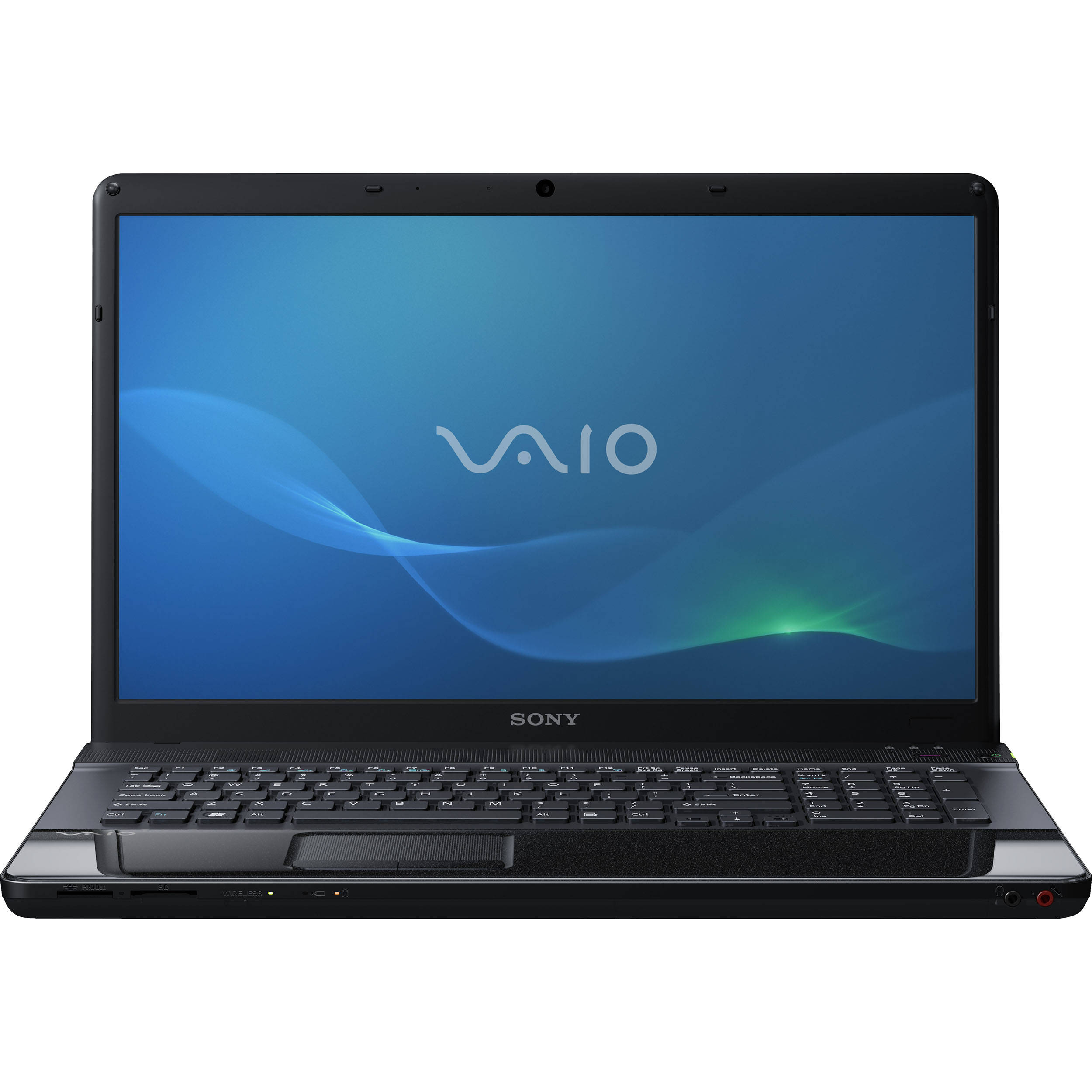 New Drivers: Sony Vaio VPCEF44FX/BI TouchPad Settings