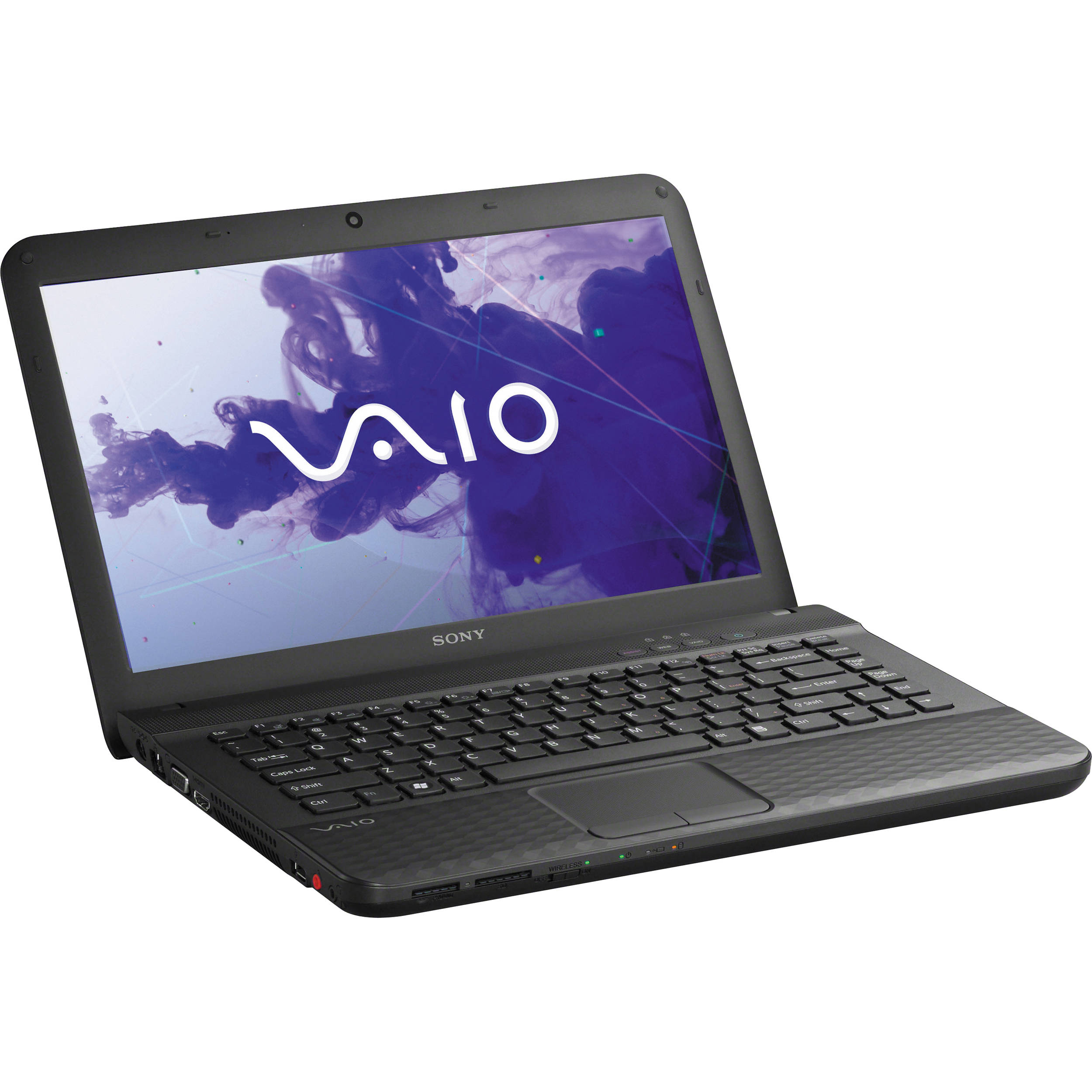 Sony Vaio VPCEG26FX/B Easy Connect XP