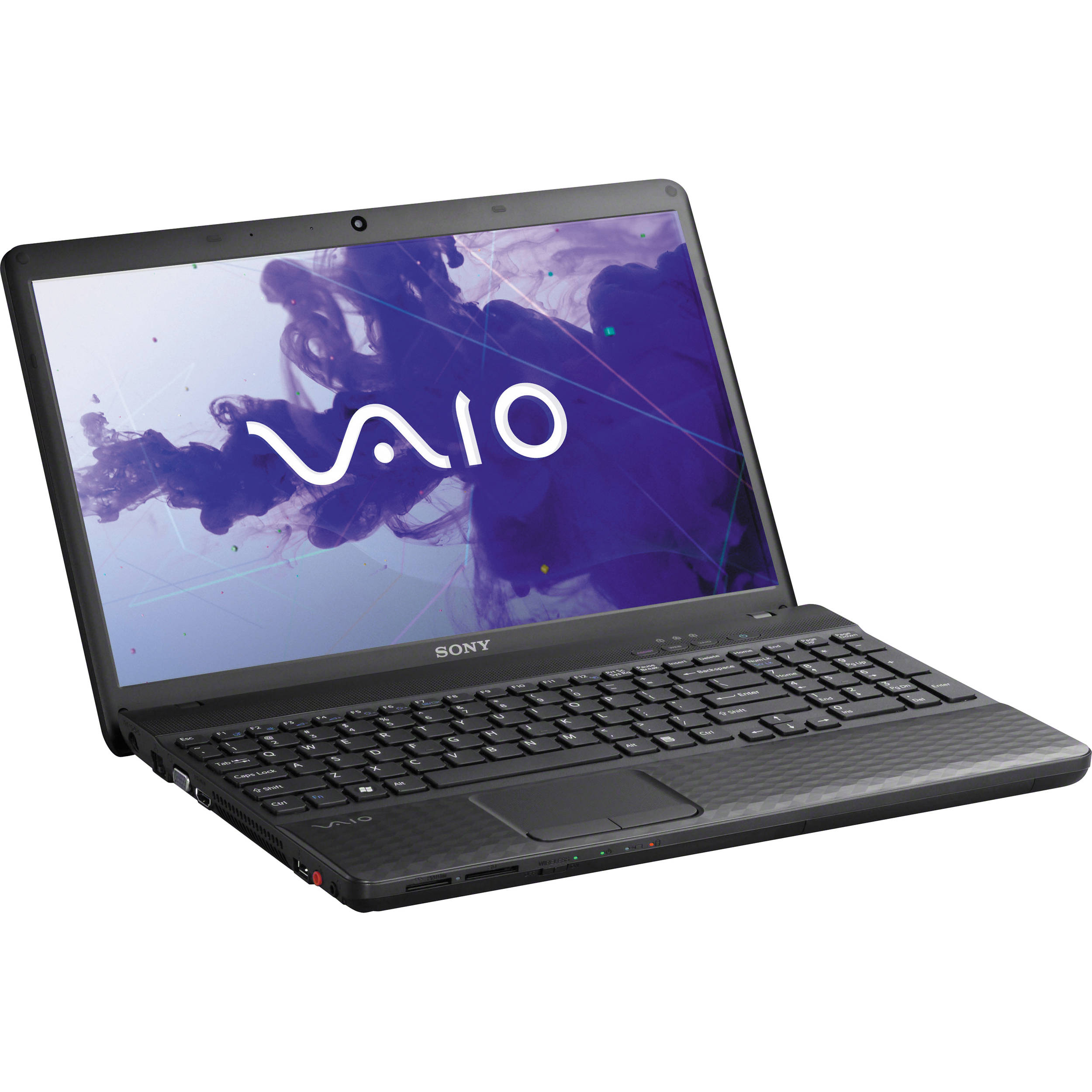 Sony Vaio VPCEH2DFX/B Shared Library Driver for Windows