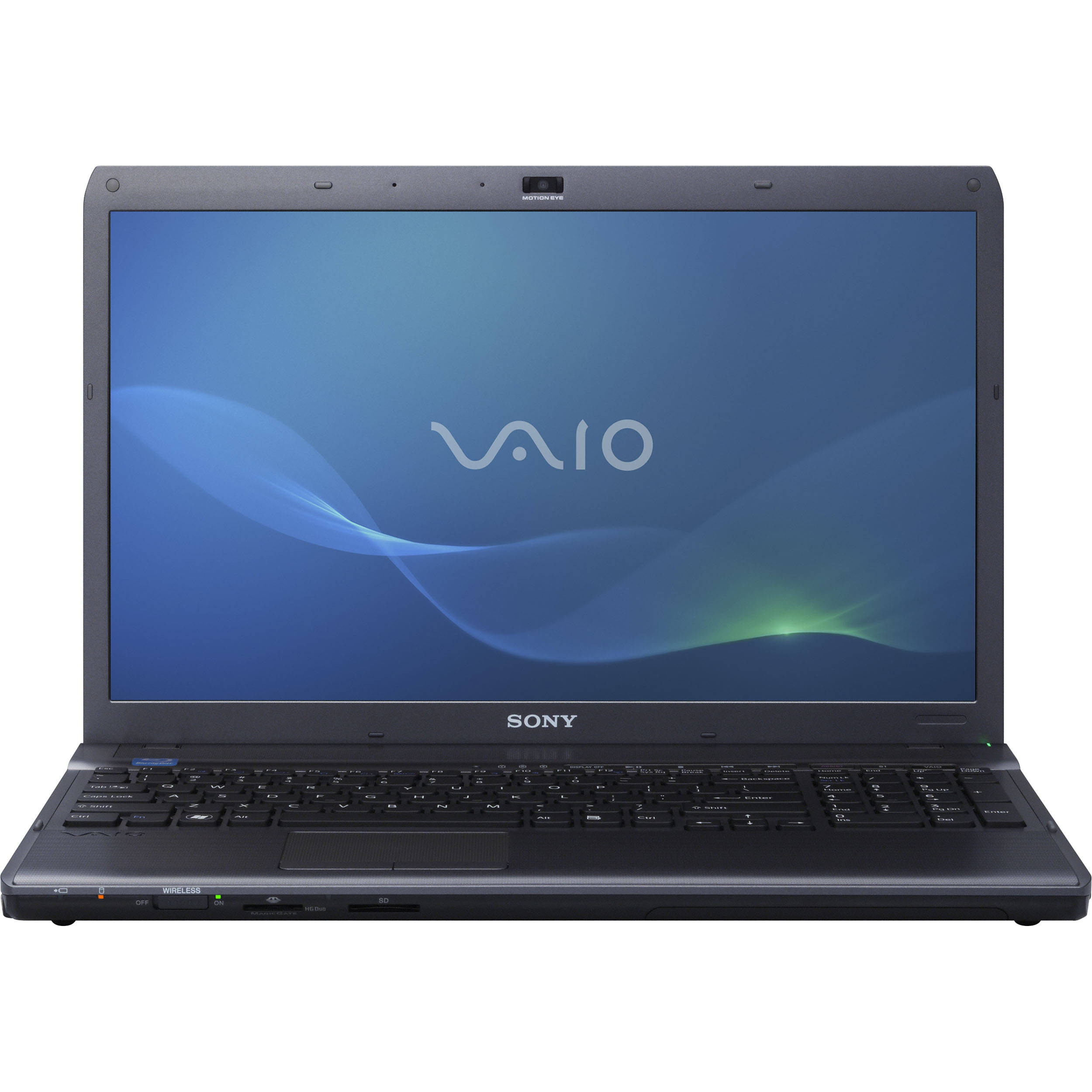 Sony Vaio VPCF127FX/B Alps Pointing Drivers Windows 7