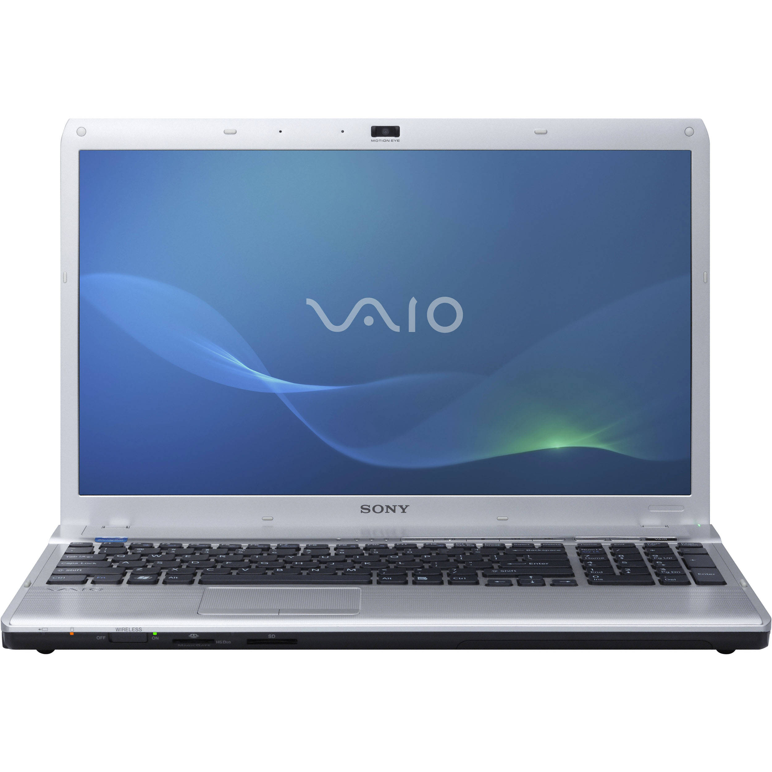 Sony Vaio VPCF137FX/H Notebook Drivers for Windows 7