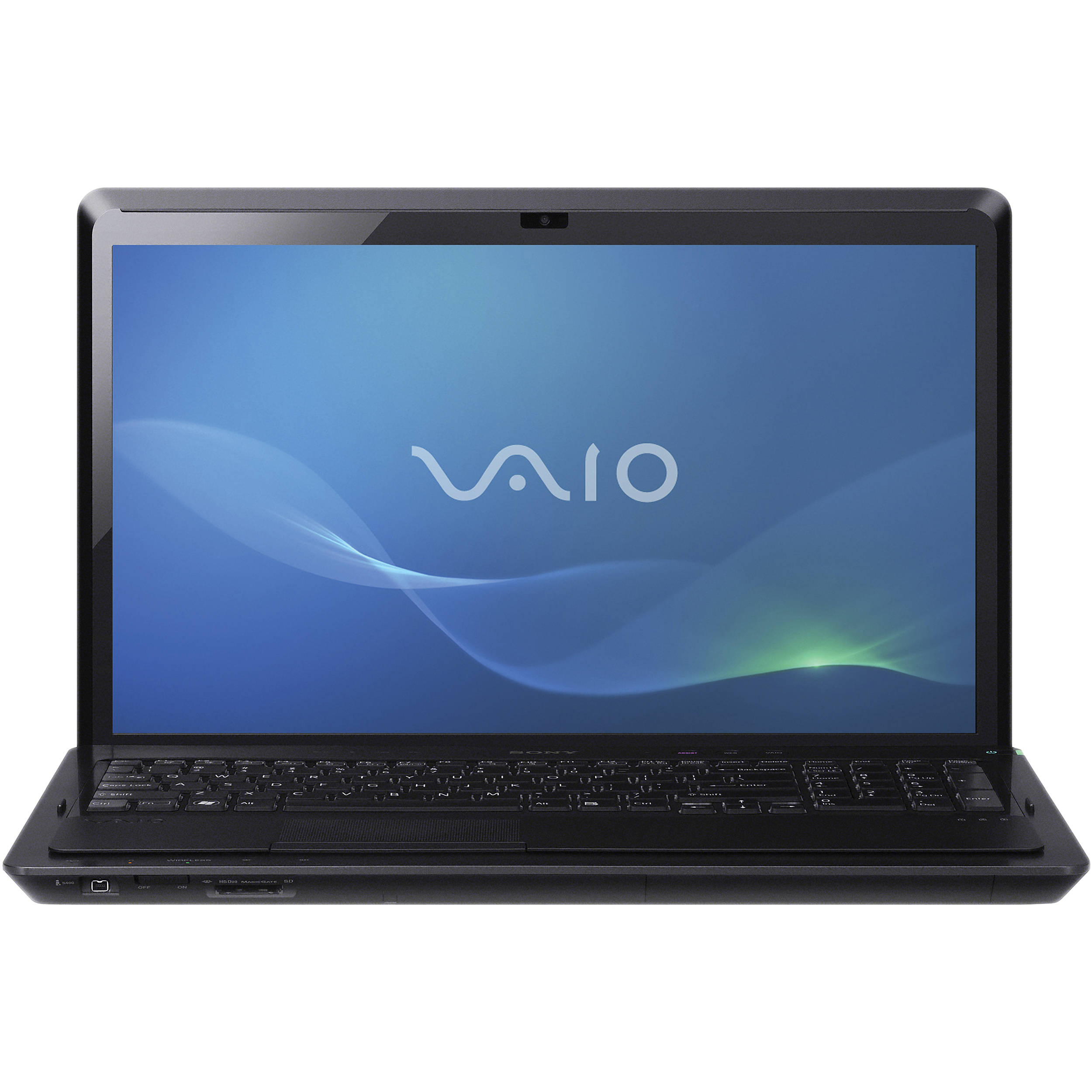 Sony Vaio VPCF22CFX/B Shared Library Drivers Download (2019)