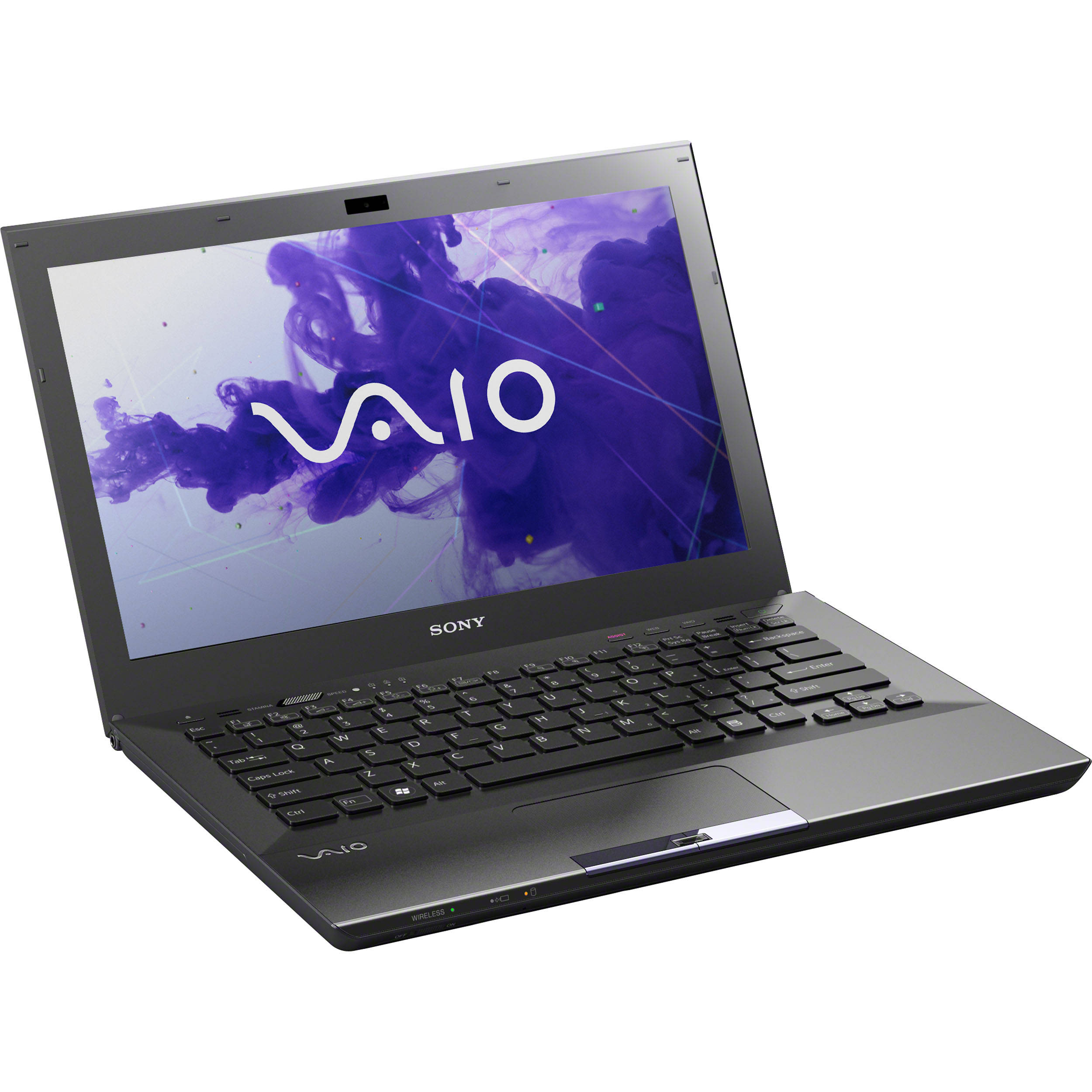 Sony Vaio VPCSA45GX/BI Intel WiDi Windows 8