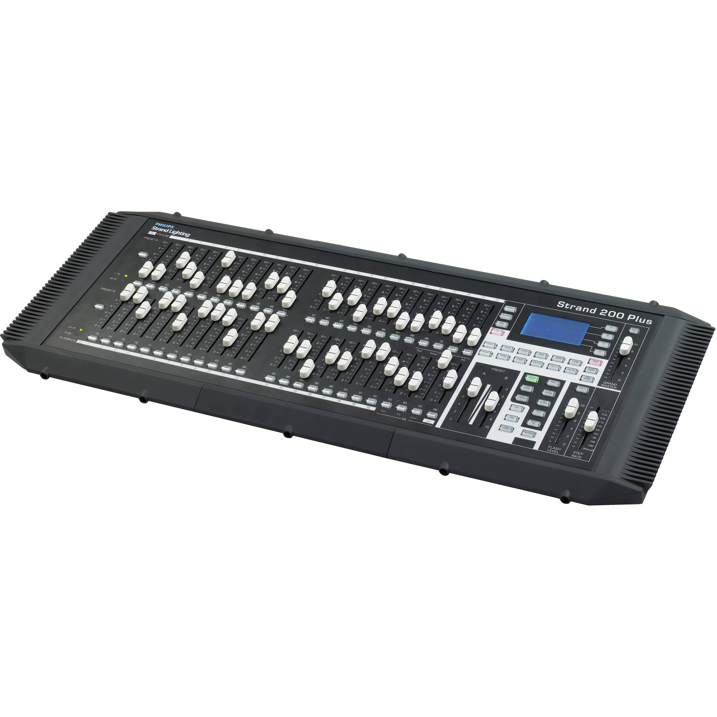 Strand Lighting 200 Plus Series 24 48 Portable Console With Supply