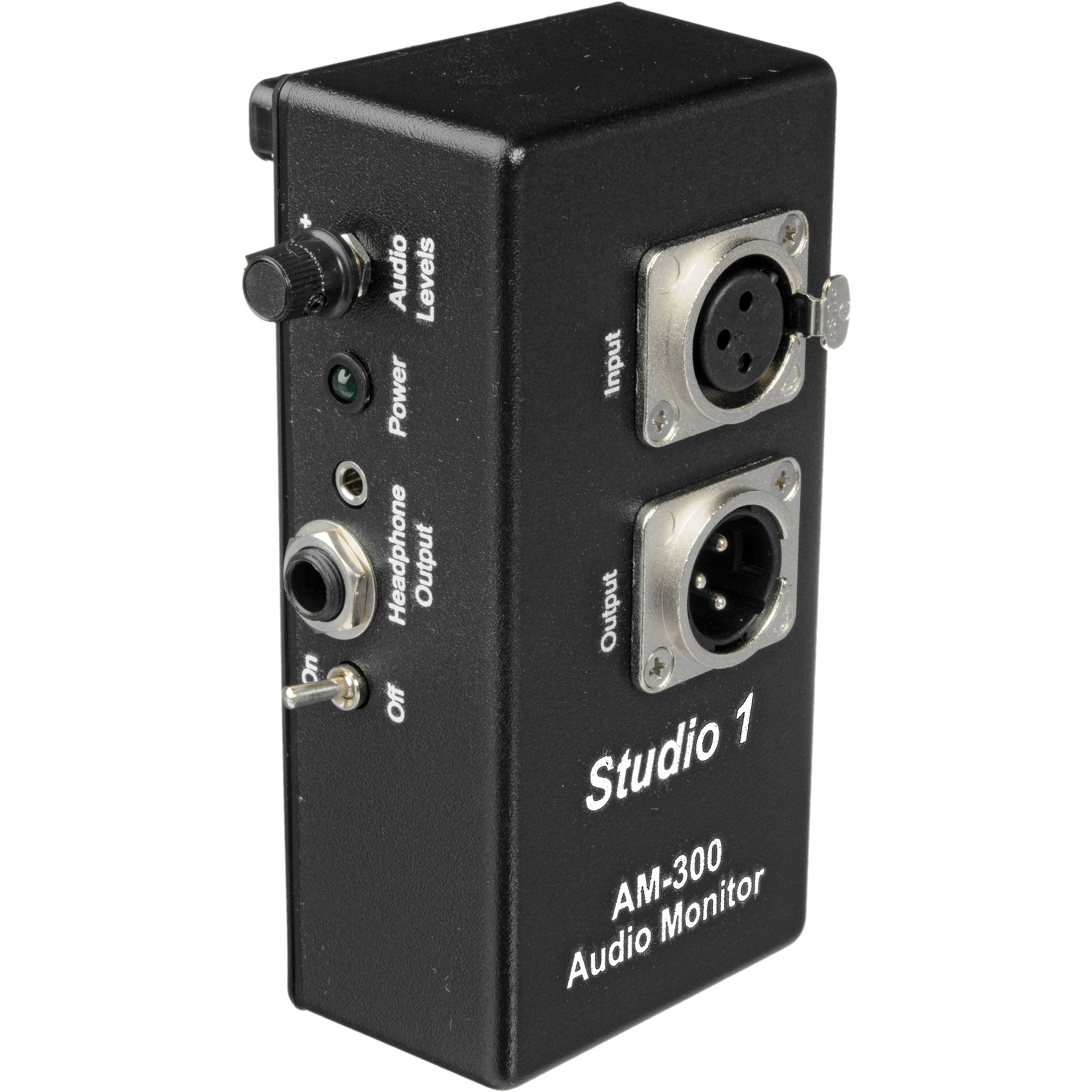 studio 1 productions am 300 headphone monitor amplifier am 300. Black Bedroom Furniture Sets. Home Design Ideas