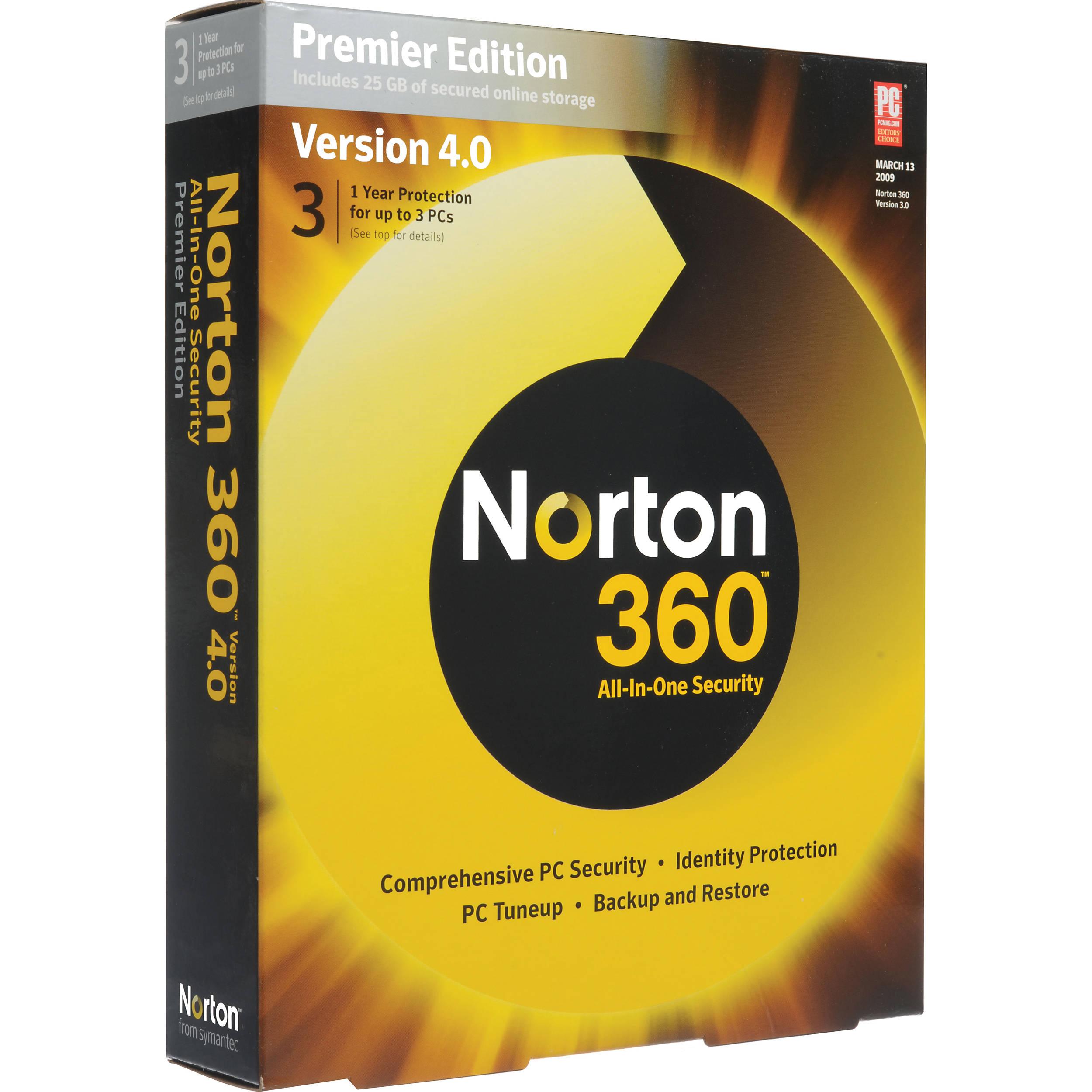 Introducing NEW Norton 360